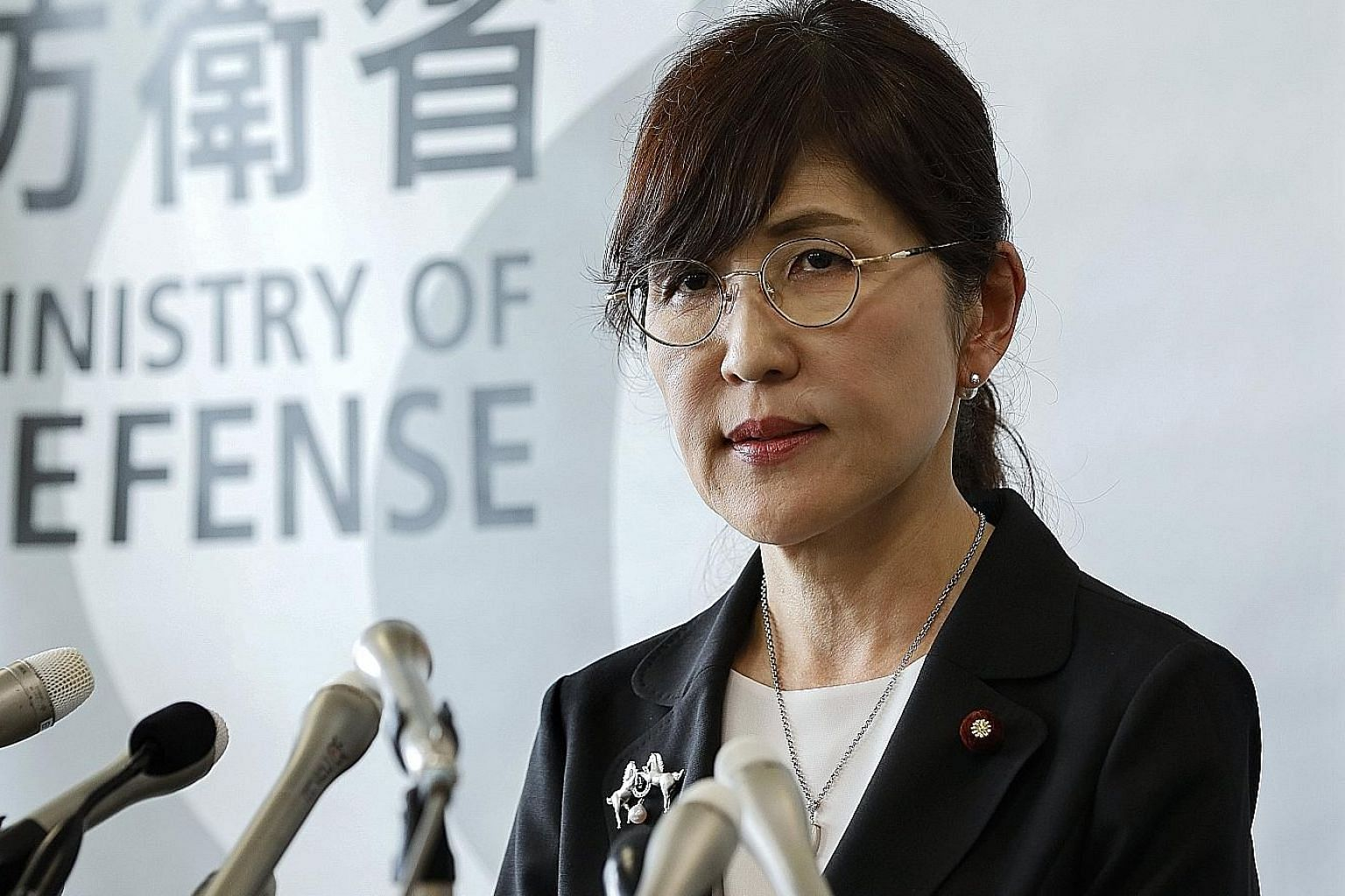 Defence Minister Tomomi Inada quit yesterday to take responsibility for a cover-up of daily activity logs of Japanese troops in South Sudan.