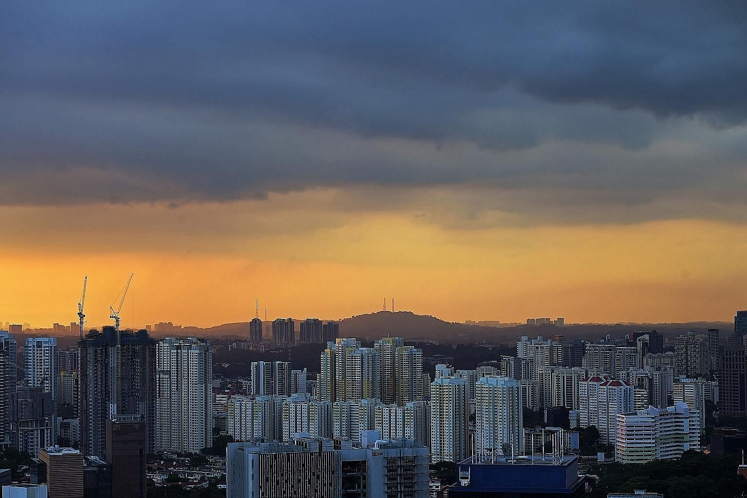 The public housing market largely mirrored the private, with a surge in transactions and easing rates of decline in prices. There were 6,001 HDB resale transactions in the second quarter, the highest since the second quarter of 2013.