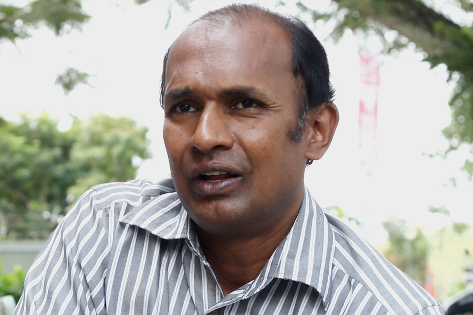 Mr Parthiban Arumugam has been consistent in taking medication and no longer drinks alcohol. He is even thinking of volunteering at IMH to help others like him, says his counsellor.