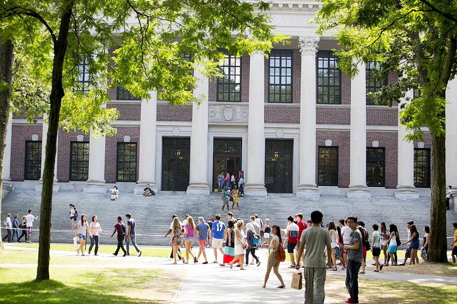 A lawsuit against Harvard asserts that the university's admissions process amounts to an illegal quota system, in which roughly the same percentage of African-Americans, Hispanics, whites and Asian-Americans have been admitted year after year, despit