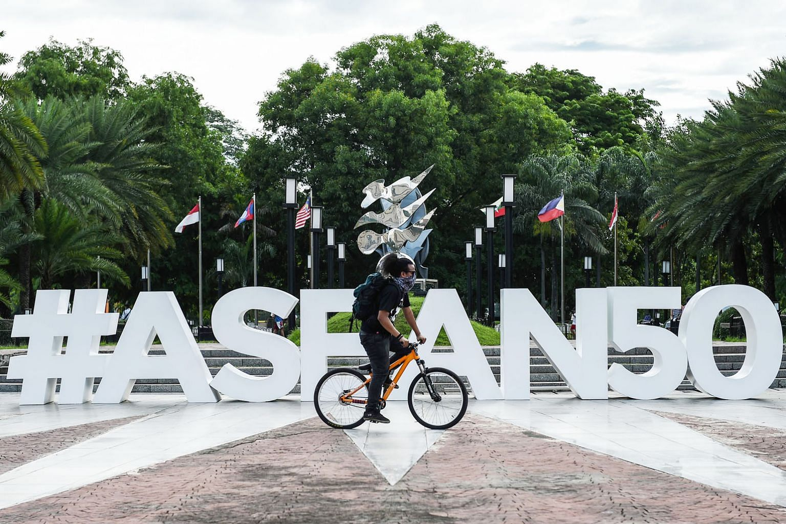Sandwiched between China and India, and with better demographics than China and higher social indicators than India, Asean stands on the cusp of turning its golden anniversary into a golden opportunity.
