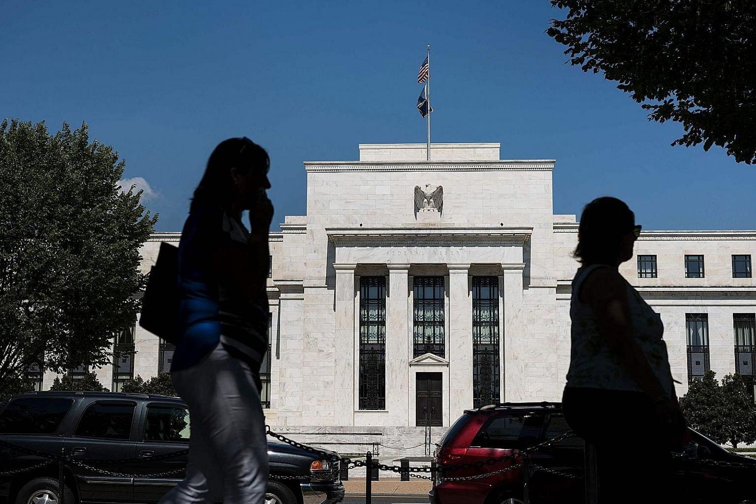 The US Federal Reserve is expected to hold interest rates but may commence its balance-sheet reduction. This, along with rising geopolitical tensions in the Korean peninsula and the German elections, is among several important events next month that