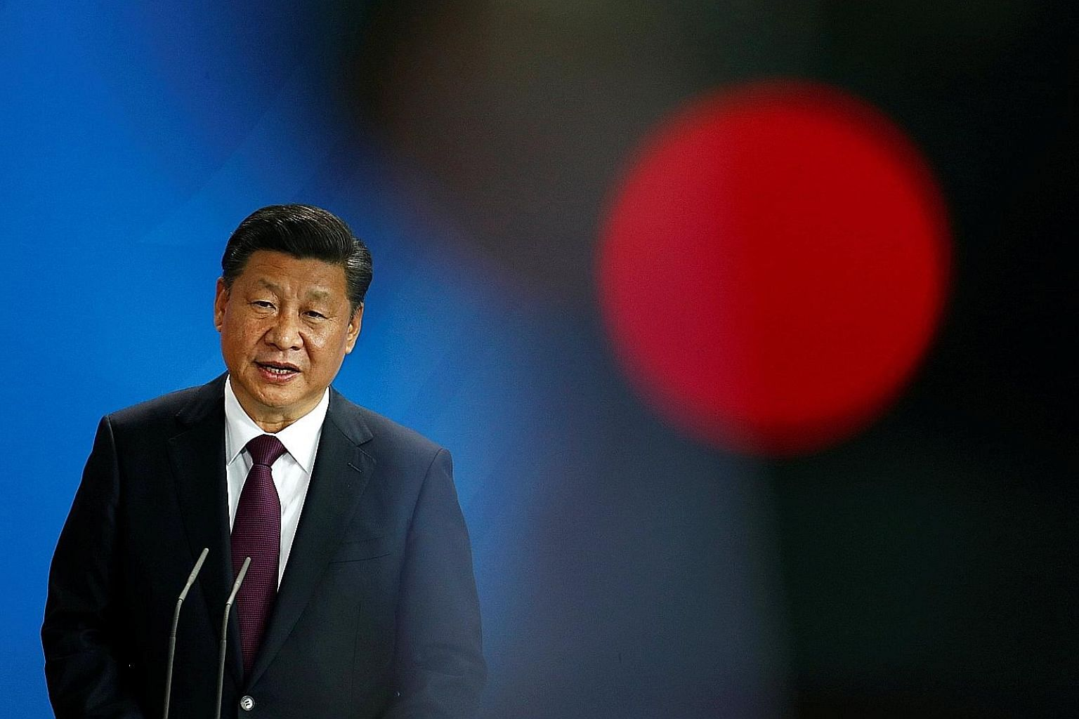 Chinese President Xi Jinping told US President Donald Trump that it was in the interests of China and the US to achieve denuclearisation of the Korean peninsula.
