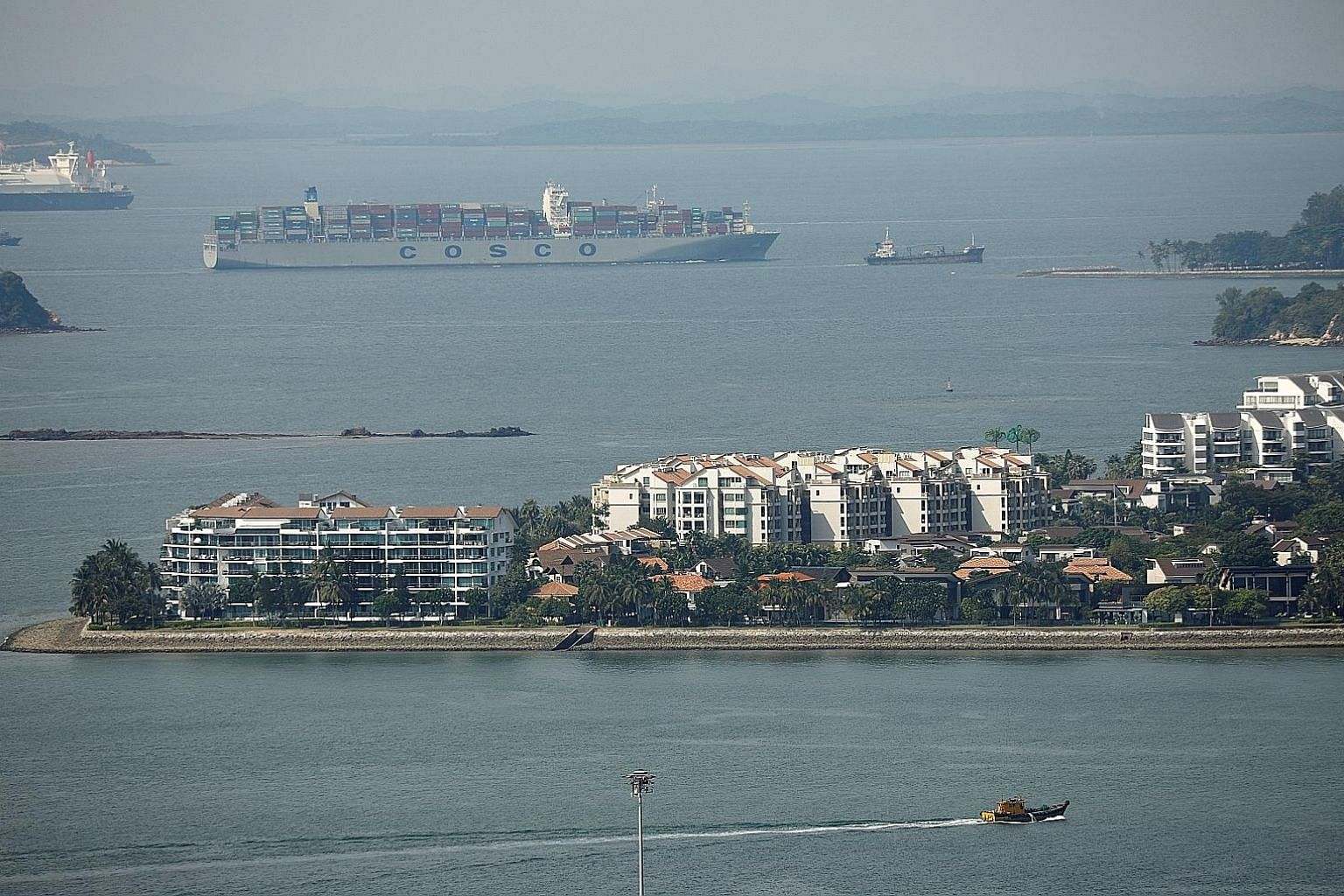 Eight bungalows in Sentosa Cove that were sold in the first six months of this year went for an average $1,541 psf, according to a report released by CBRE. By comparison, popular mass market project Commonwealth Towers sold 47 units in June at a medi