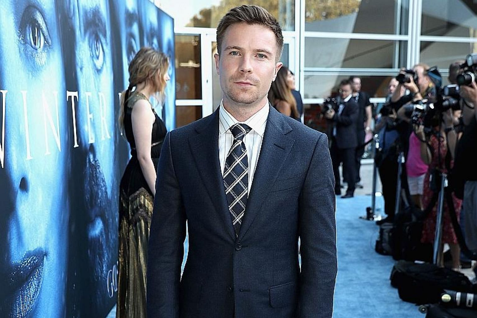Actor Joe Dempsie received a lot of attention on the Internet after his character Gendry disappeared in the third season of Game Of Thrones.