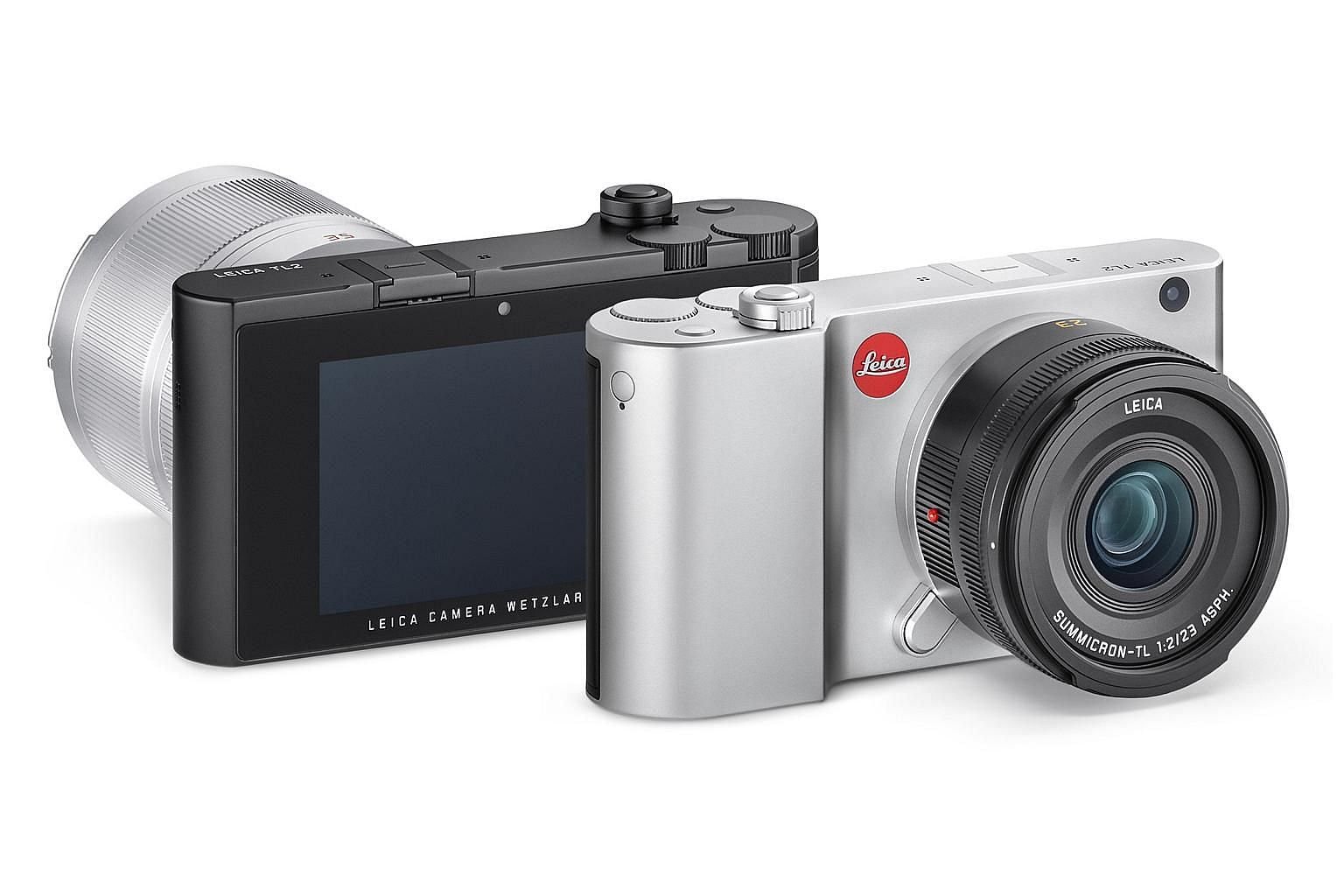 The Leica TL2 uses a 24.2-megapixel APS-C image sensor instead of the full-frame image sensor - found in the M10 and the SL - and lacks a built-in electronic viewfinder, but it still represents great value for money. Each TL2 camera body is made from