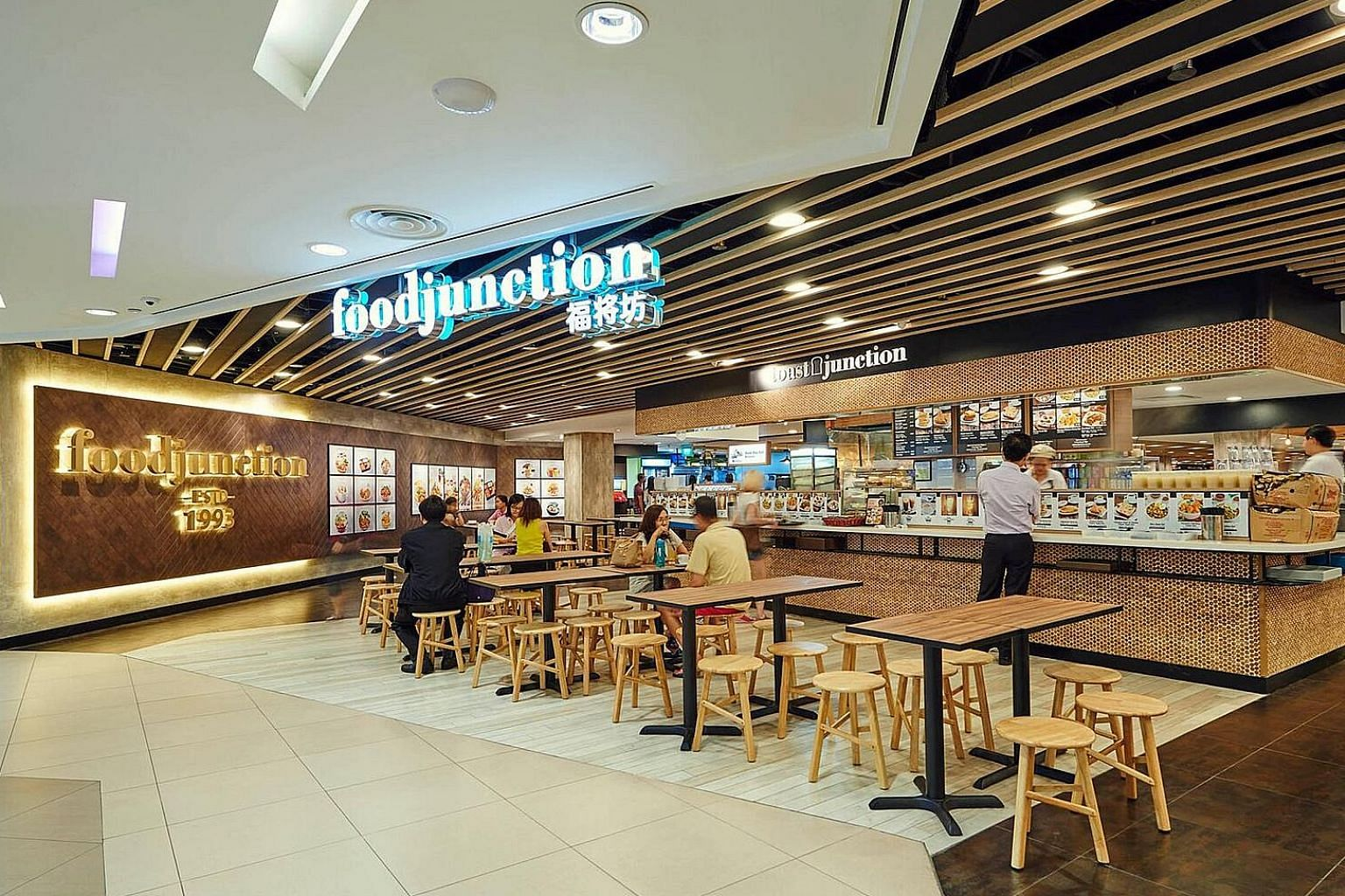 Investors holding on to shares of delisted Auric Pacific, which owns food-court operator Food Junction, feel the firm is worth more than the buyout offer of $1.65 a share, as its business prospects appear to be brightening.