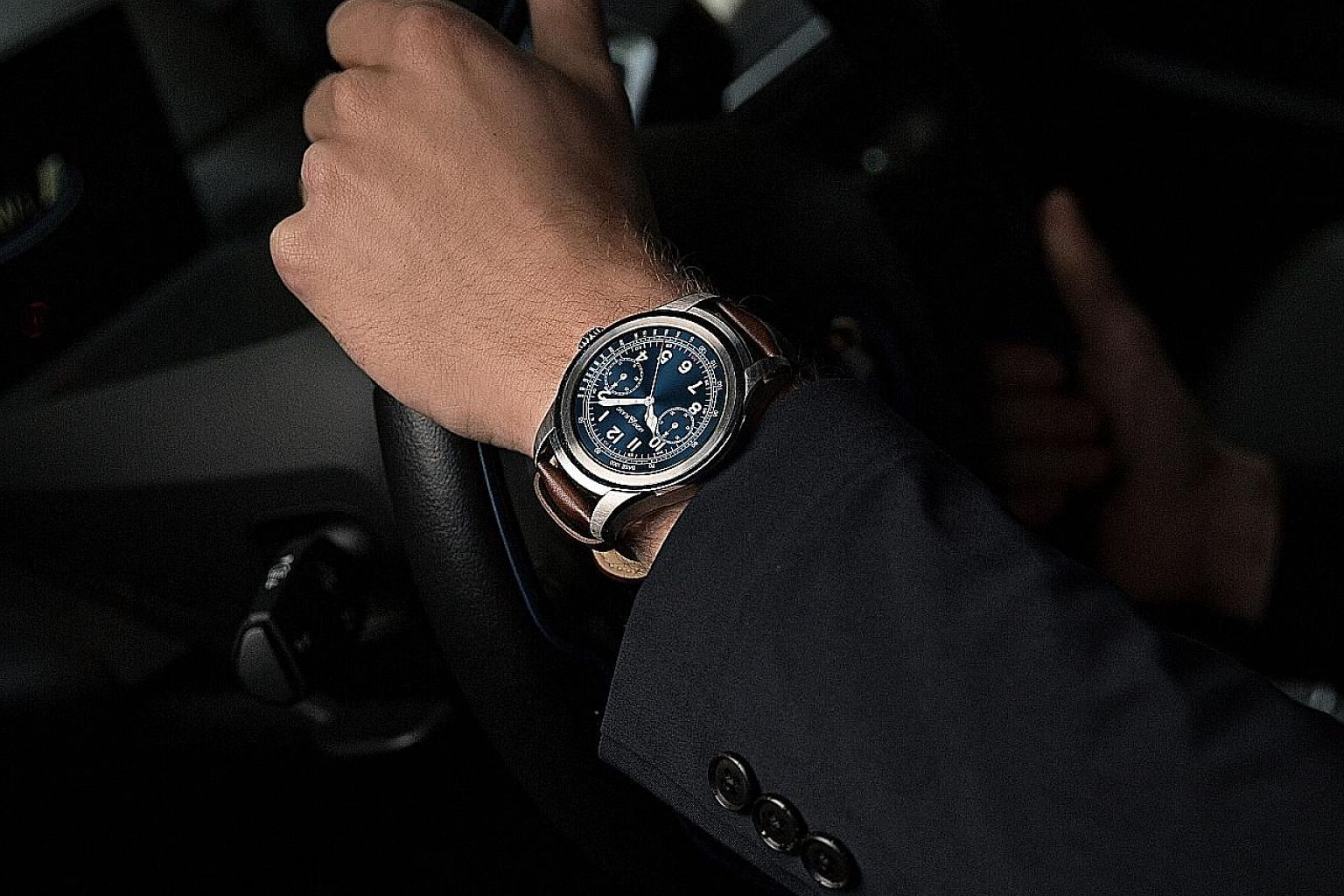 The launch of new smartwatches from fashion and luxury brands such as Montblanc (above), Louis Vuitton and Tag Heuer augurs well for the industry.