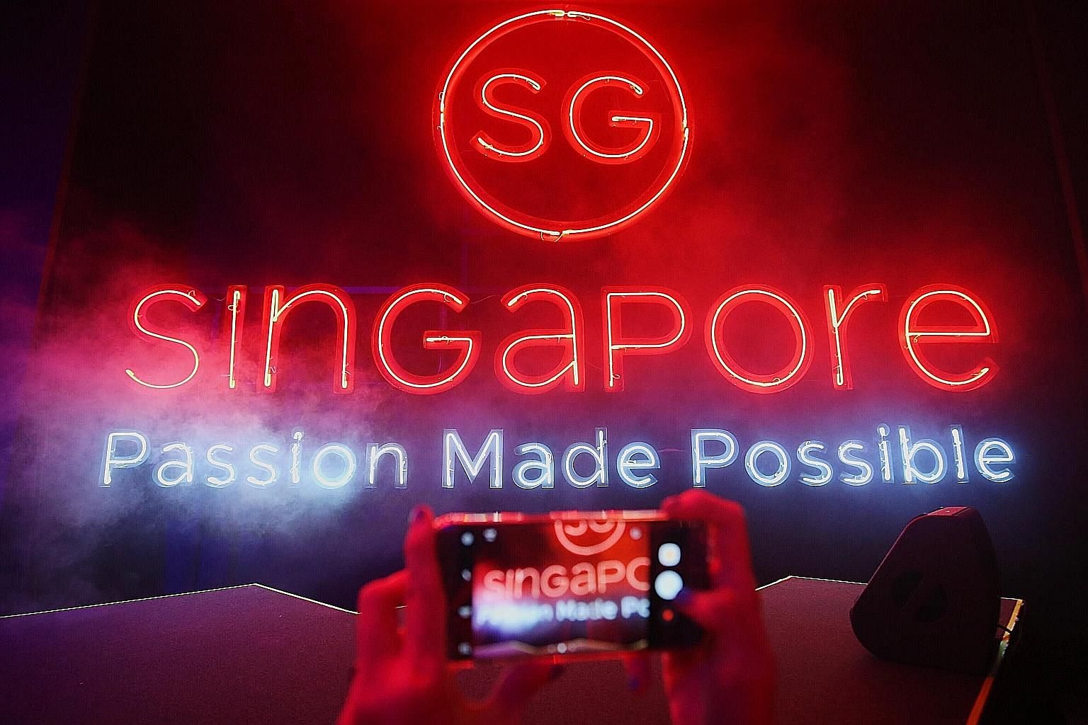 Passion Made Possible is expected to capture Singapore's essence in a way that makes sense to two very different audiences, but the result is a fuzzy tagline. By omitting the word Singapore, it is even applicable to any number of countries which clai