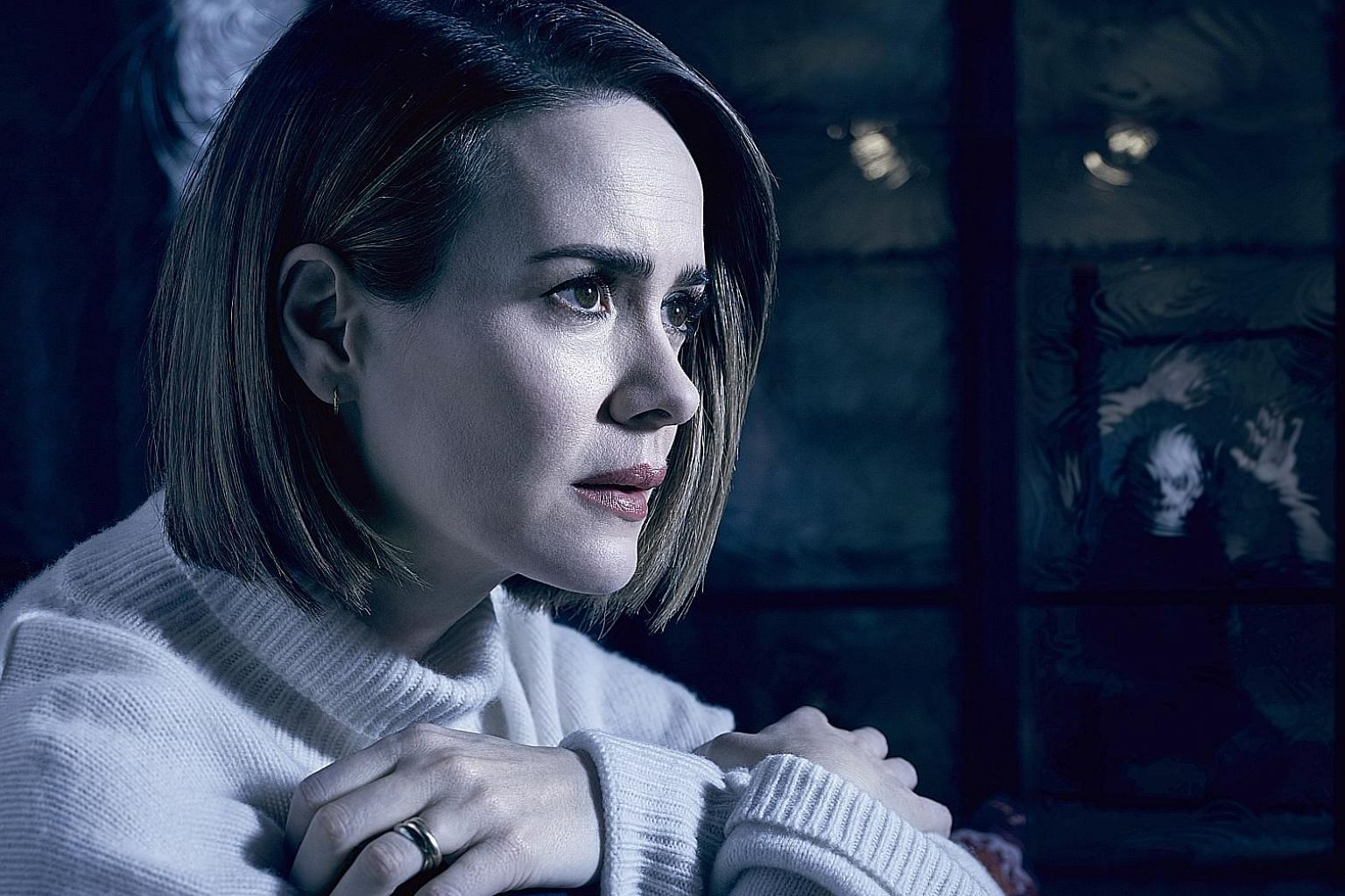 Sarah Paulson has starred in every season of Ryan Murphy's American Horror Story anthology series since it debuted in 2011.