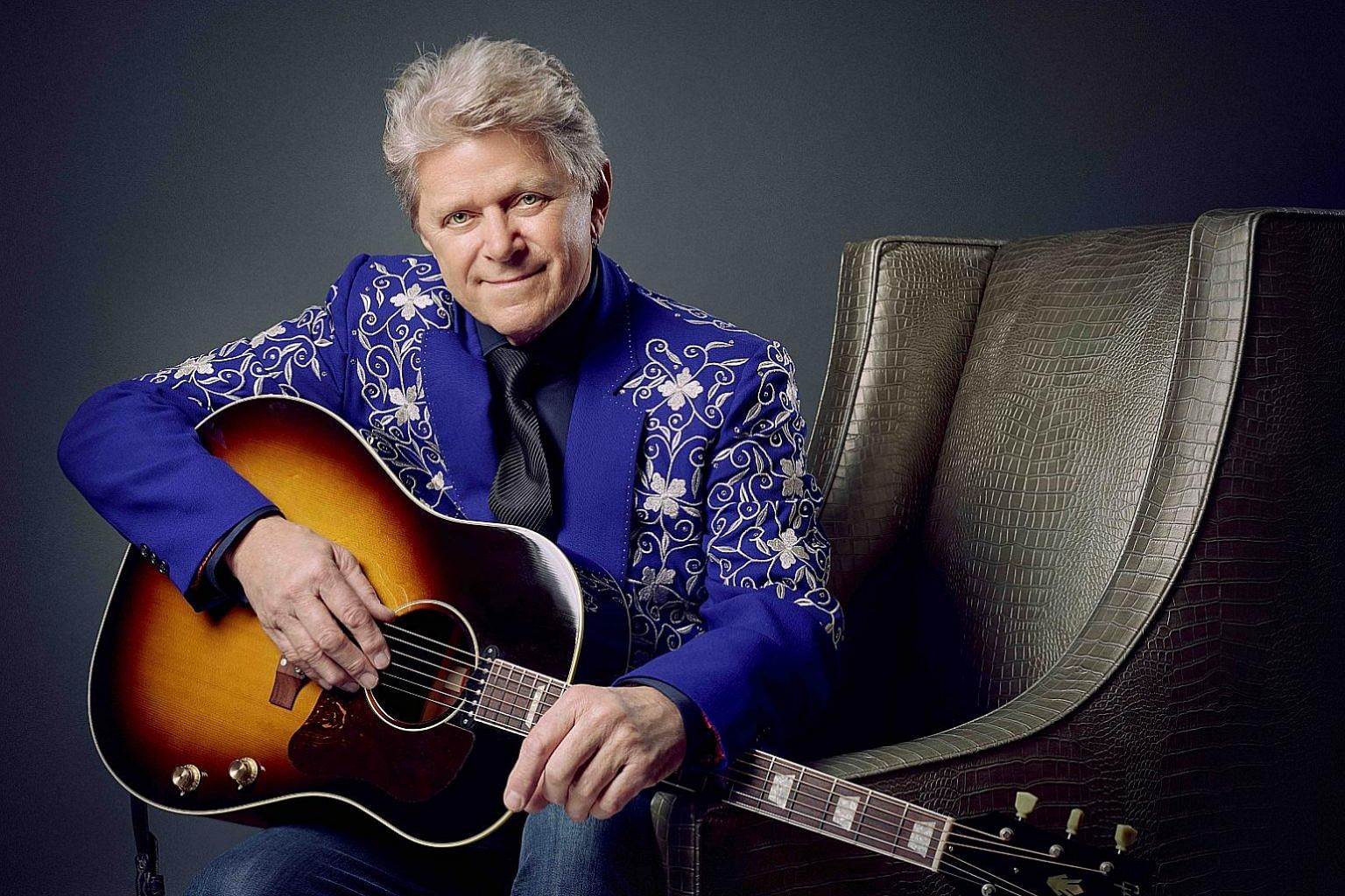 Singer Peter Cetera has performed in Singapore several times.