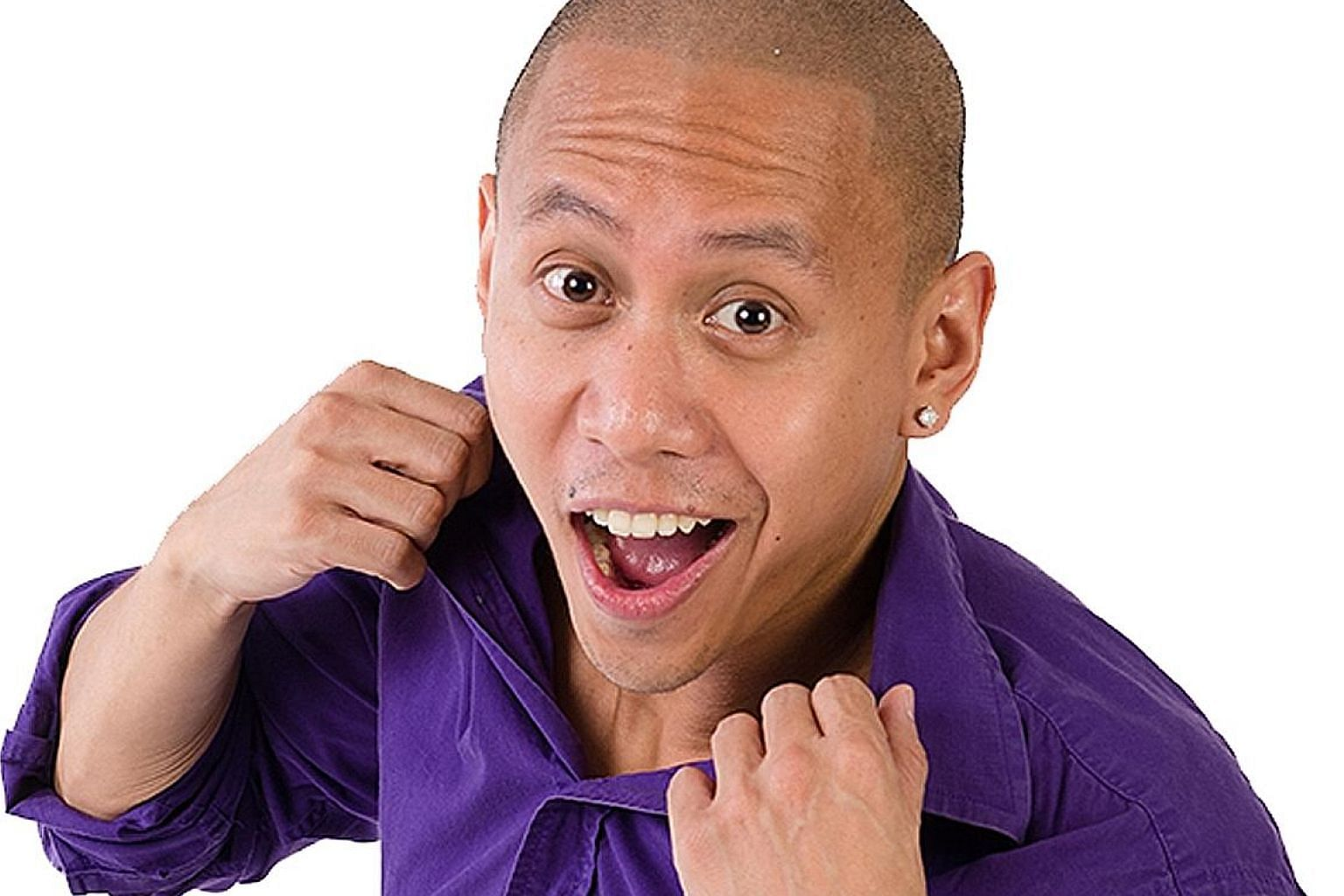 Many of comedian Mikey Bustos' YouTube appearances feature his take on Filipino culture, issues and politics.