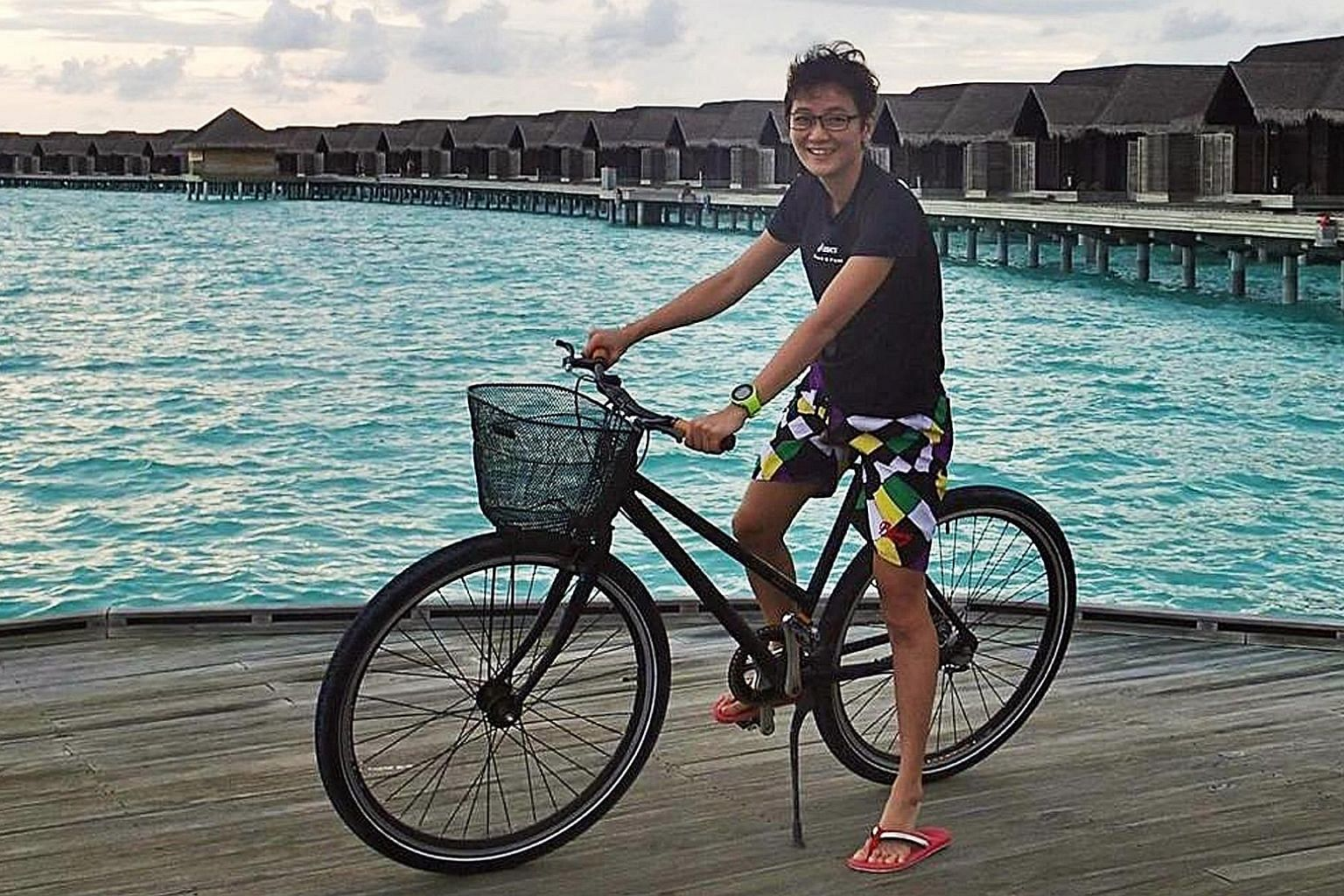 Dr Wong Yu Yi, 48, was an aesthetic doctor at Novena Medical Centre. An energetic and active person, she enjoyed scuba diving, photography and playing the guitar. Her husband is a surgeon, and they have three children.