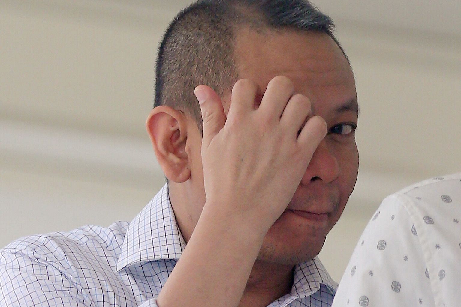 Keith Thaddeus Kamal Tsukada pleaded guilty to four offences under the Legal Profession Act.