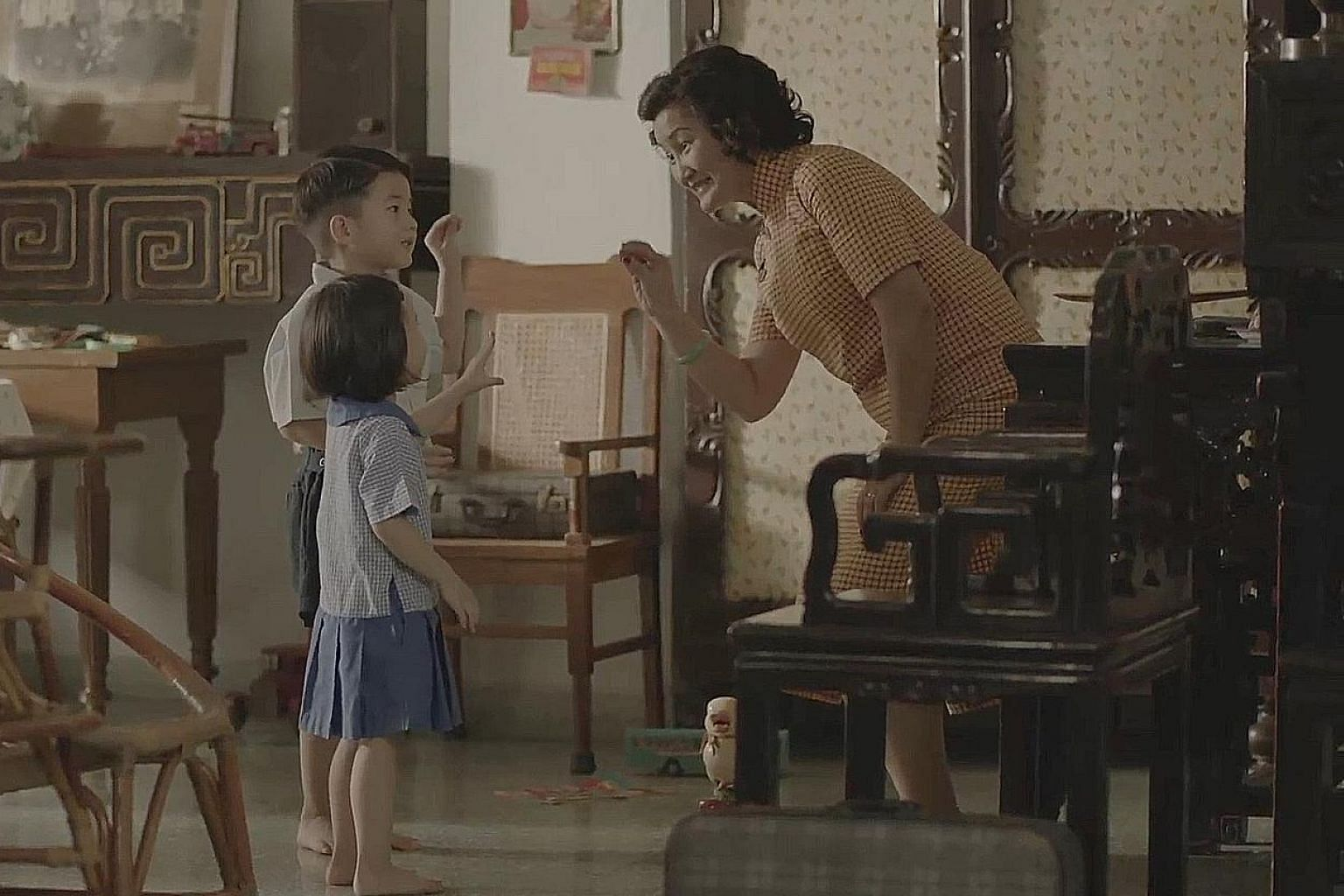 In The Veiled Willow from the 667 collection of short works, film-maker Eva Tang explores the language of Cantonese food and female hierarchies in the 1960s.