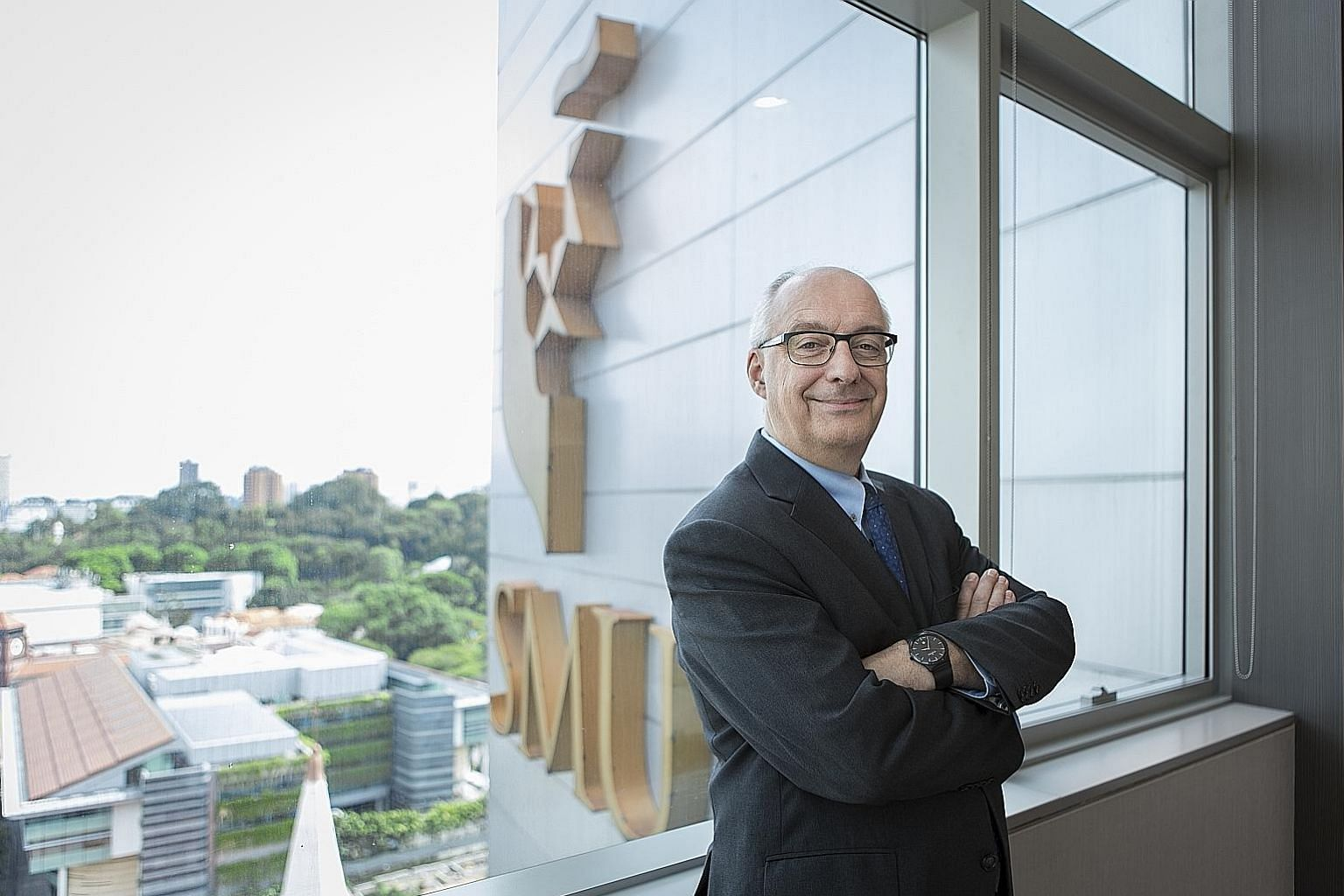 At the request of the SMU board, Professor Arnoud De Meyer has agreed to assume, on a part-time basis, a role in continuing to help shape SMU-X, an experiential learning programme.