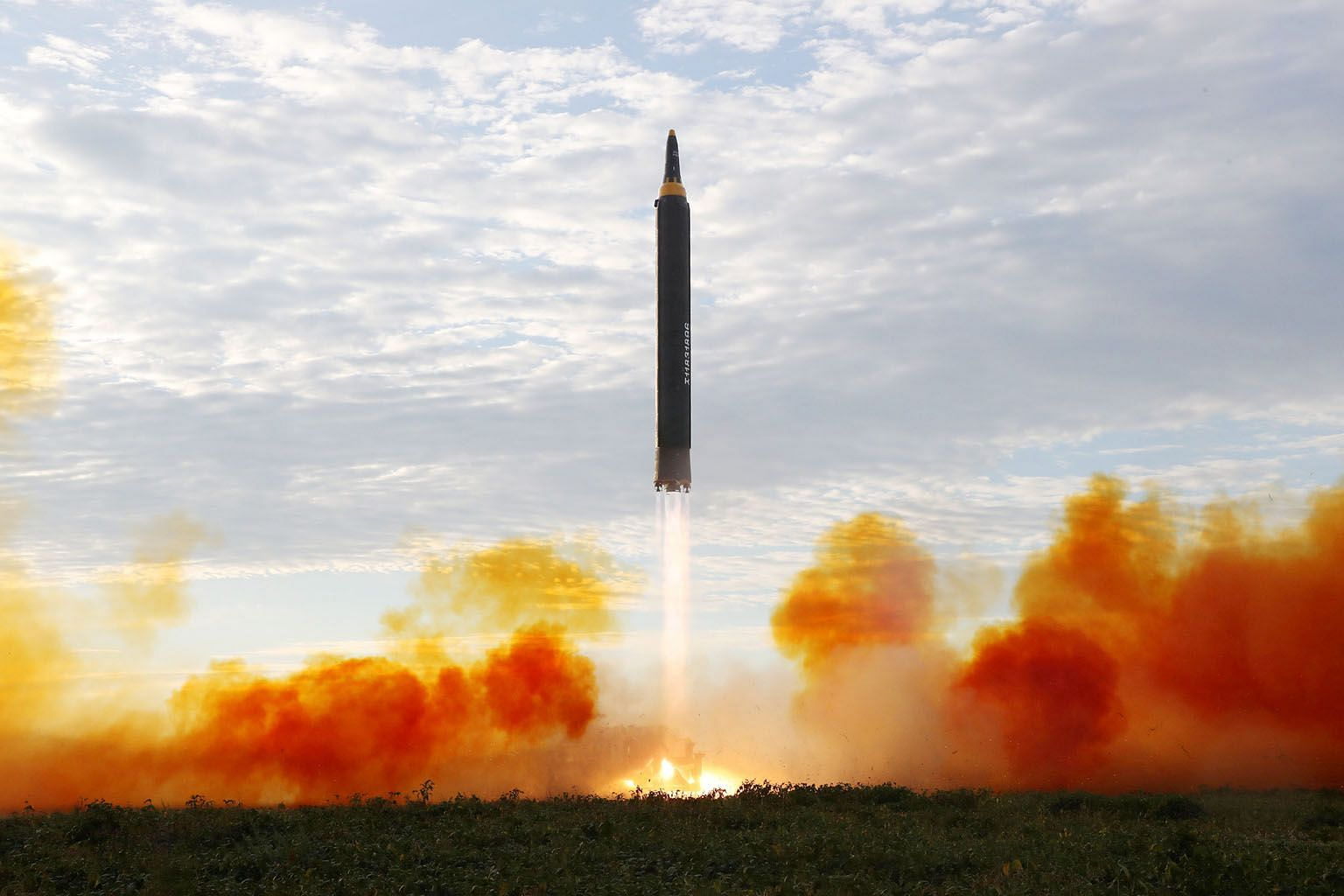 """In recent months, Asean has unequivocally expressed its dismay by stating its """"grave concern"""" over North Korea's ballistic missile tests."""