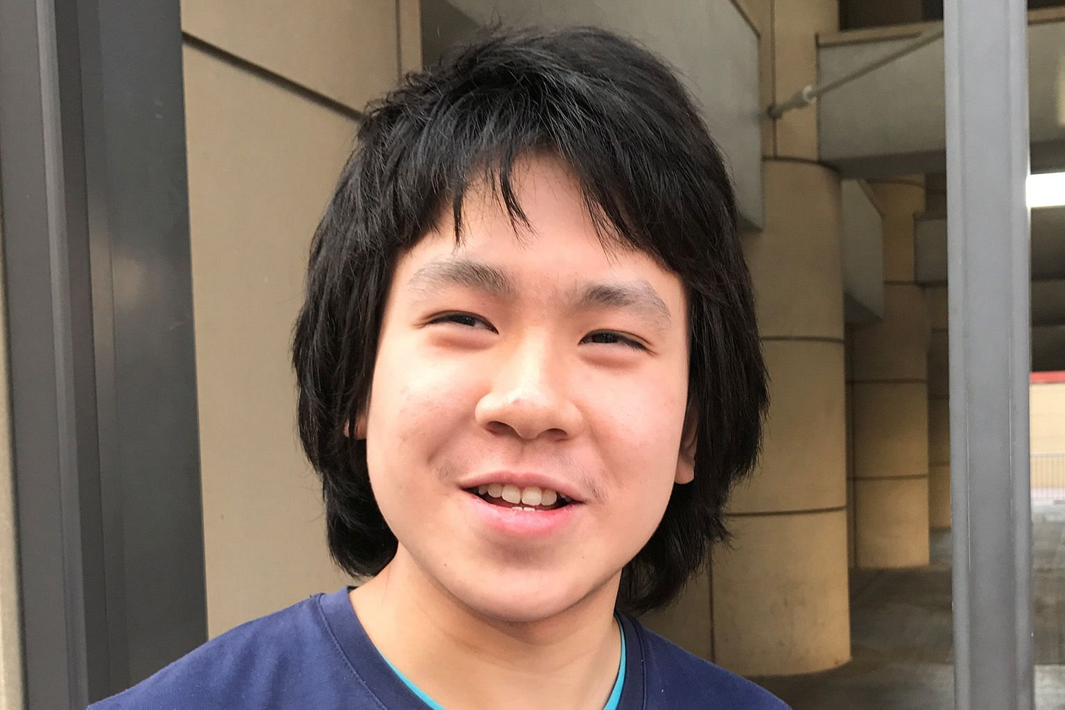 Blogger Amos Yee, who left Singapore for Chicago last December, said he wanted to make more videos, expanding his horizons to include the US.