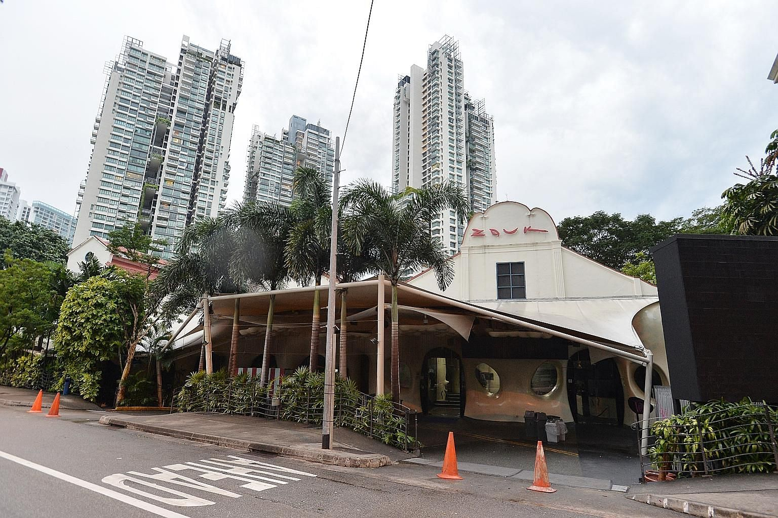The Jiak Kim site was placed on the reserve list in June and triggered for sale after a developer committed to bid at least $689.4 million.