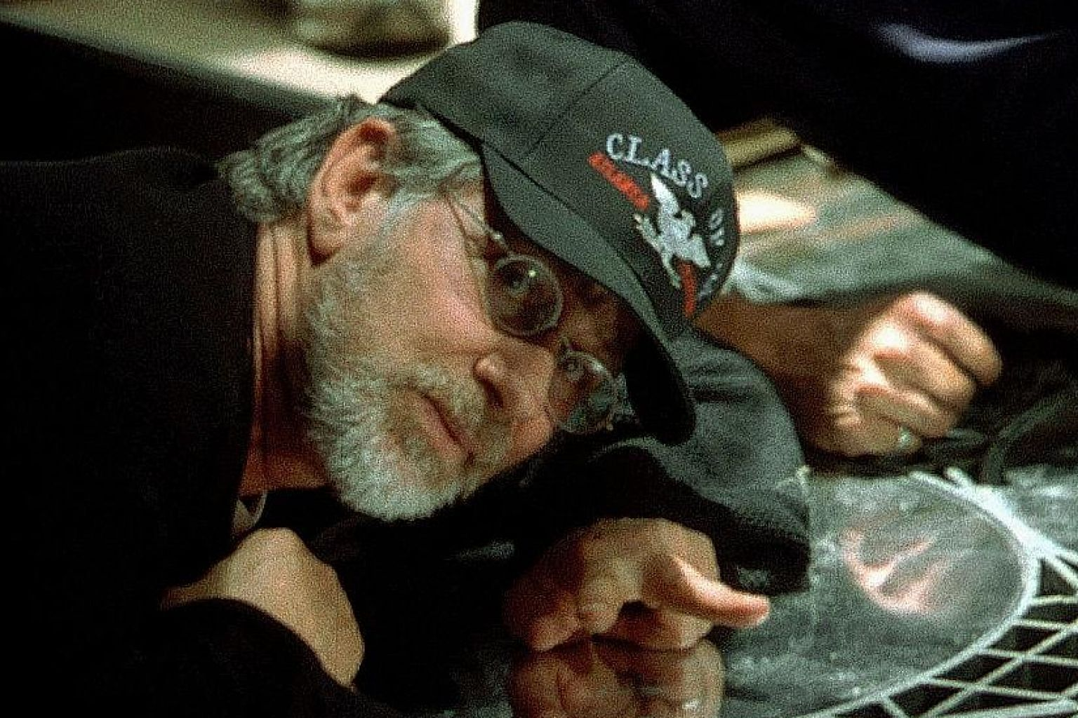 The documentary Spielberg features Steven Spielberg's storied career, which includes filming Minority Report (2002, above).
