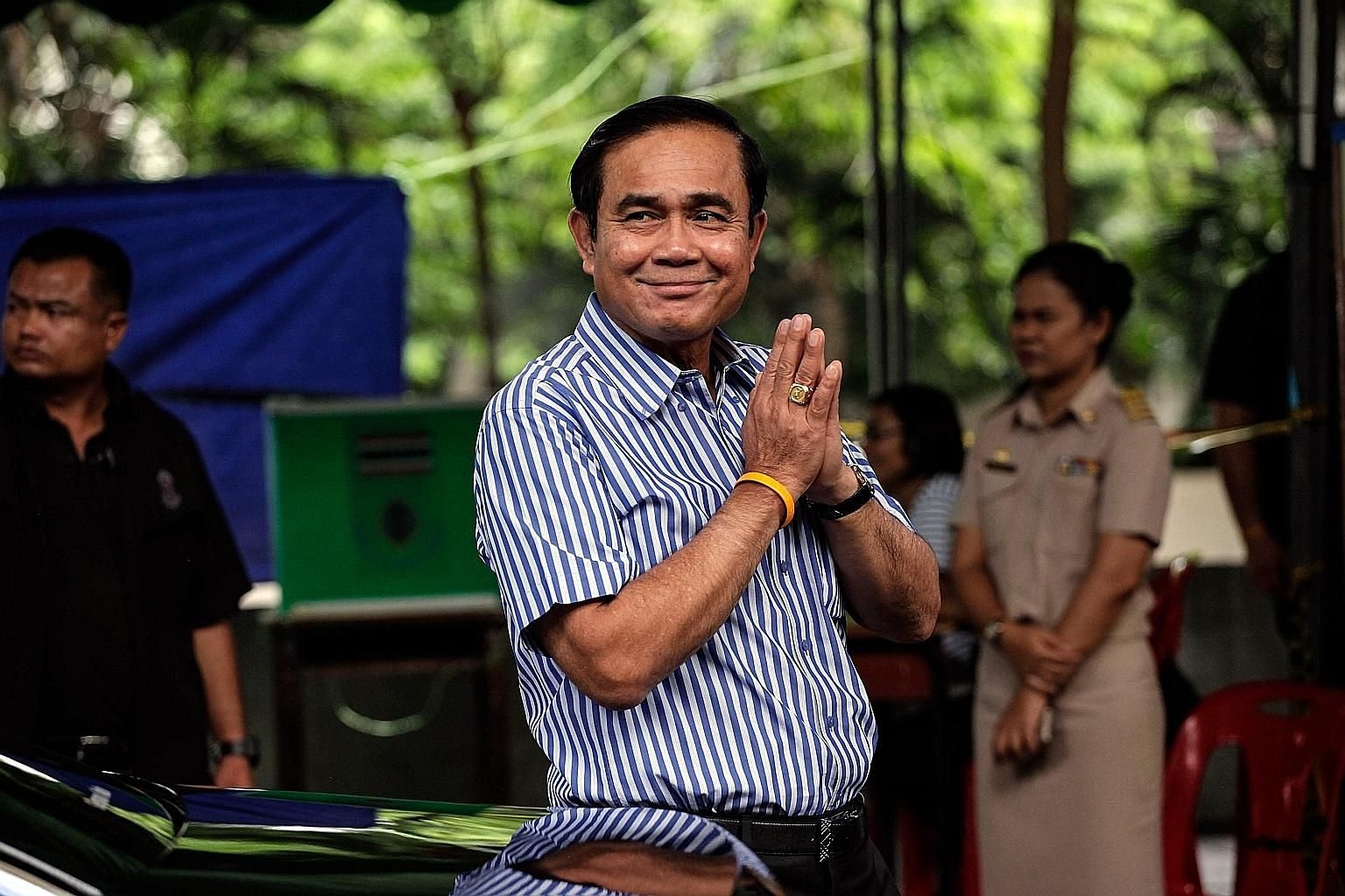 Thai Prime Minister Prayut Chan-o-cha said last week that the government may announce elections next year, but that the polls could be held only in 2019 as essential laws need to be ratified.