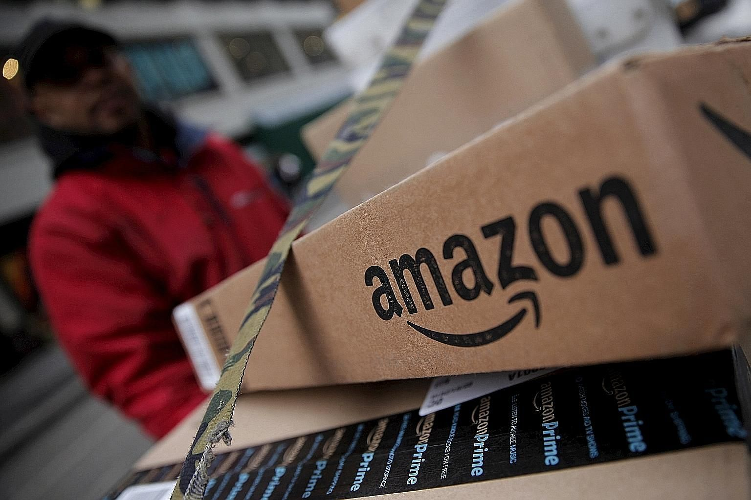 American e-commerce company Amazon is working with various vendors, some of whom make clothing for big sportswear brands, to create a private-label activewear collection.