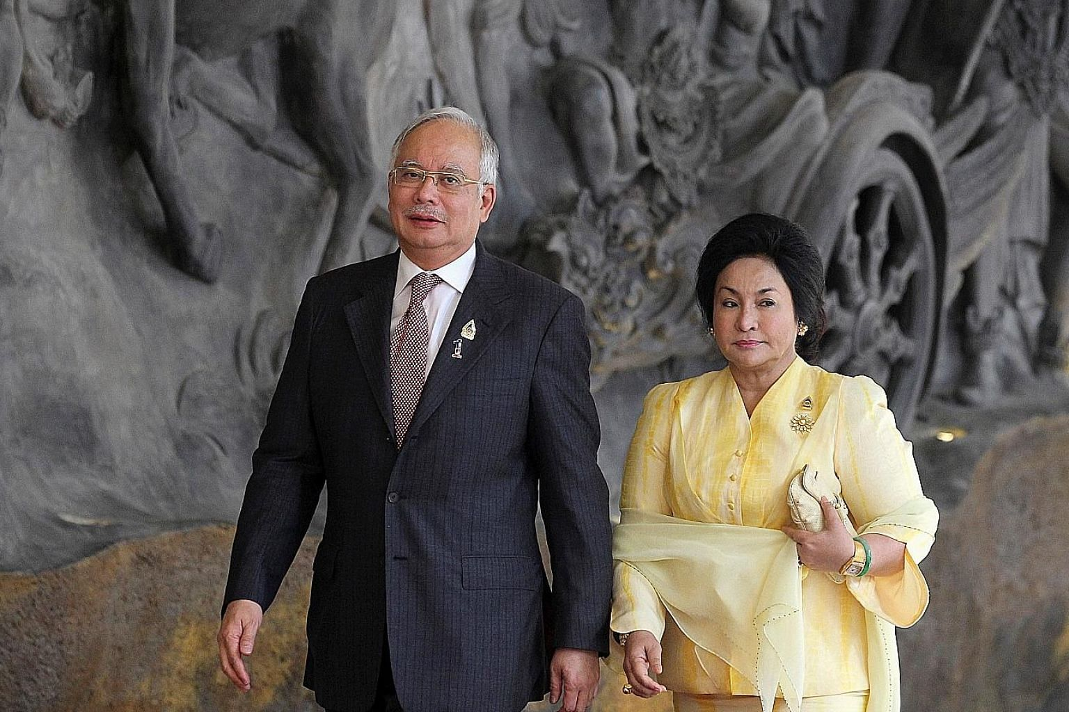 Malaysian Prime Minister Najib Razak said fake news was widely circulated during the 2013 elections, while his wife Rosmah Mansor said fake Facebook accounts were created in her name.