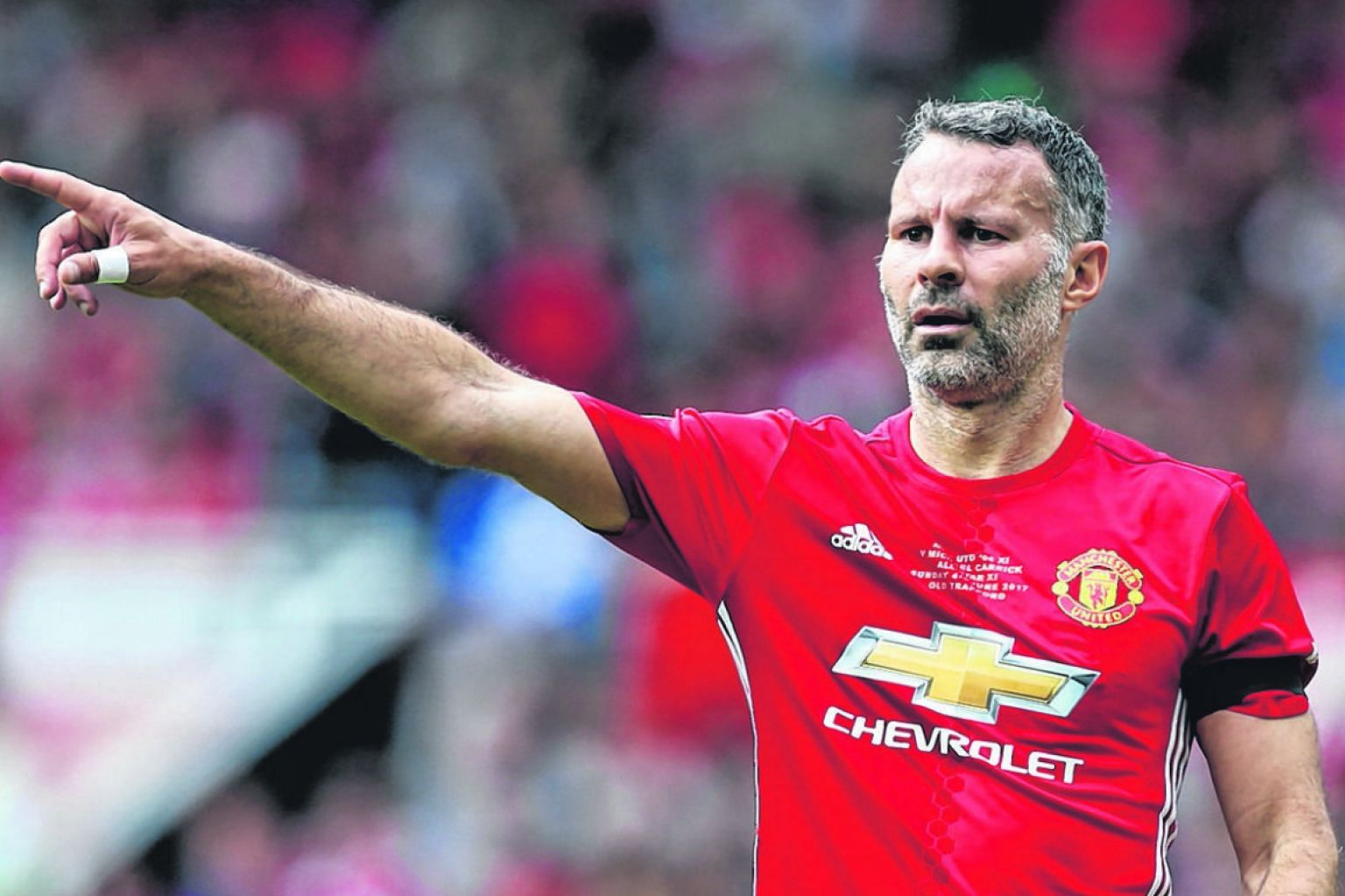 Ryan Giggs' dugout experience has only been that of a caretaker and assistant manager.