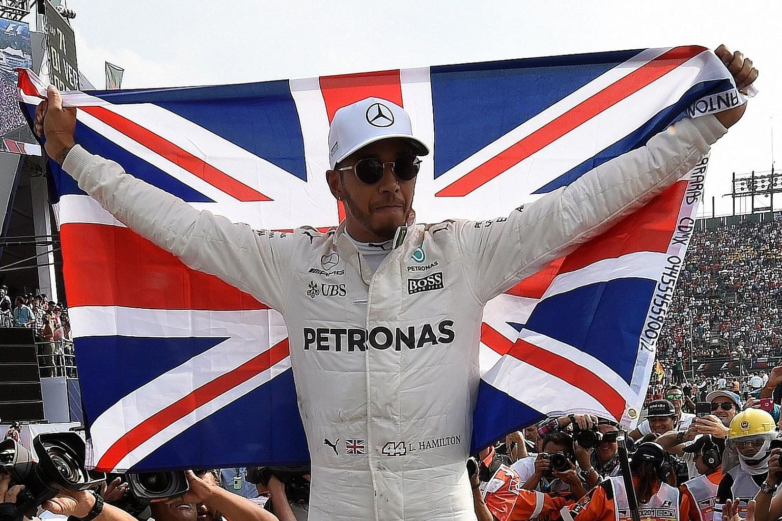 Revelations in the Paradise Papers allege that Lewis Hamilton received a $6 million VAT refund in 2013.