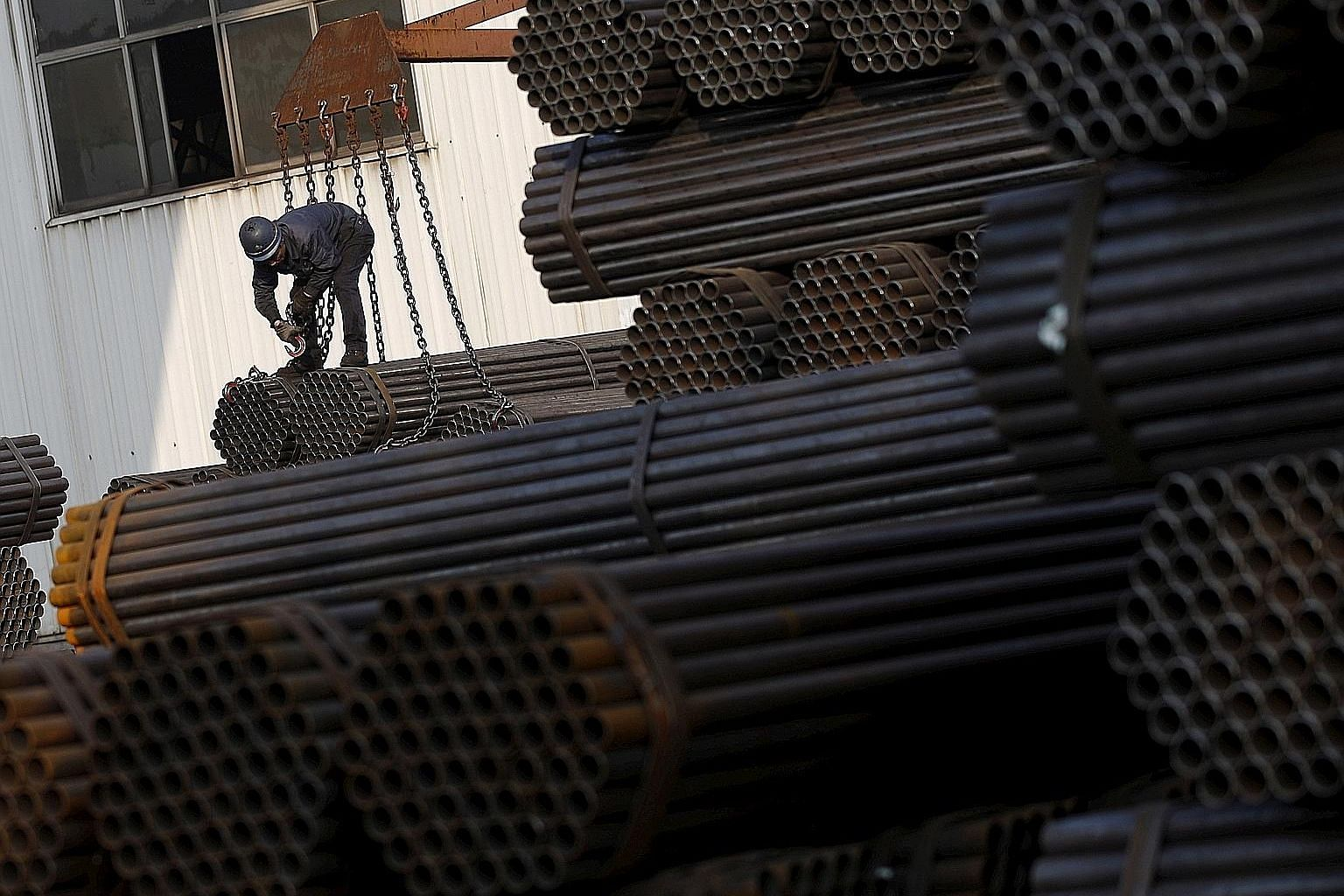 The key reform areas comprise cutting excess capacity of heavy industries such as coal and steel, reducing housing stock, lowering financial leverage, cutting business costs and improving social security.