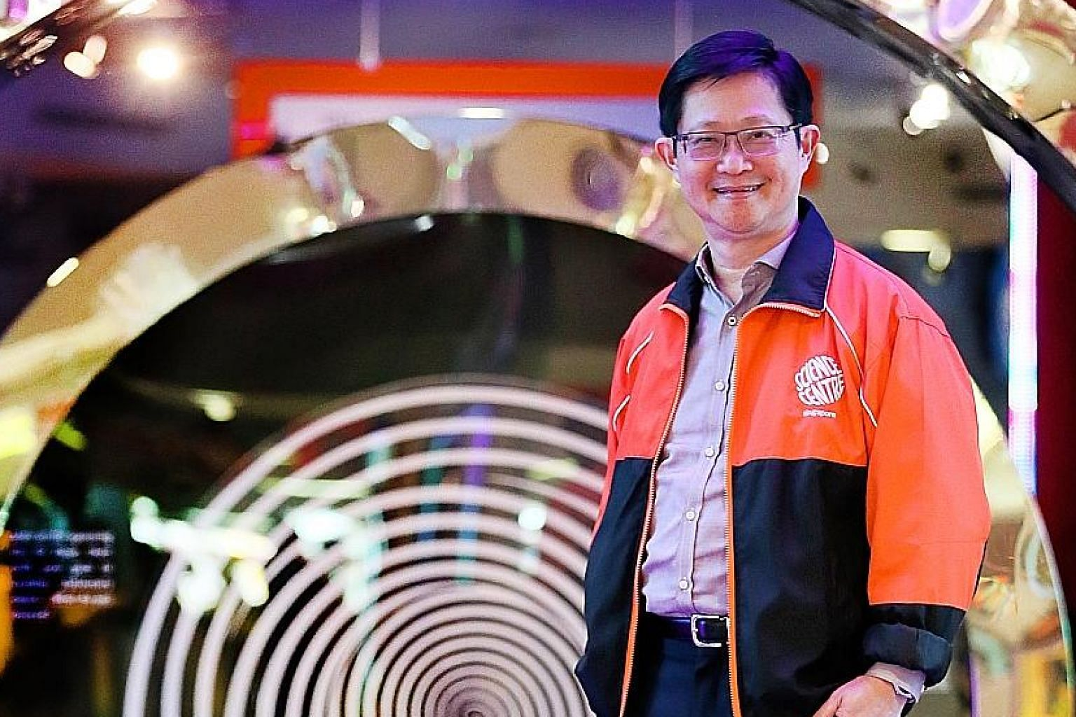 Dr Lim Tit Meng took over the helm of Science Centre Singapore in 2010.