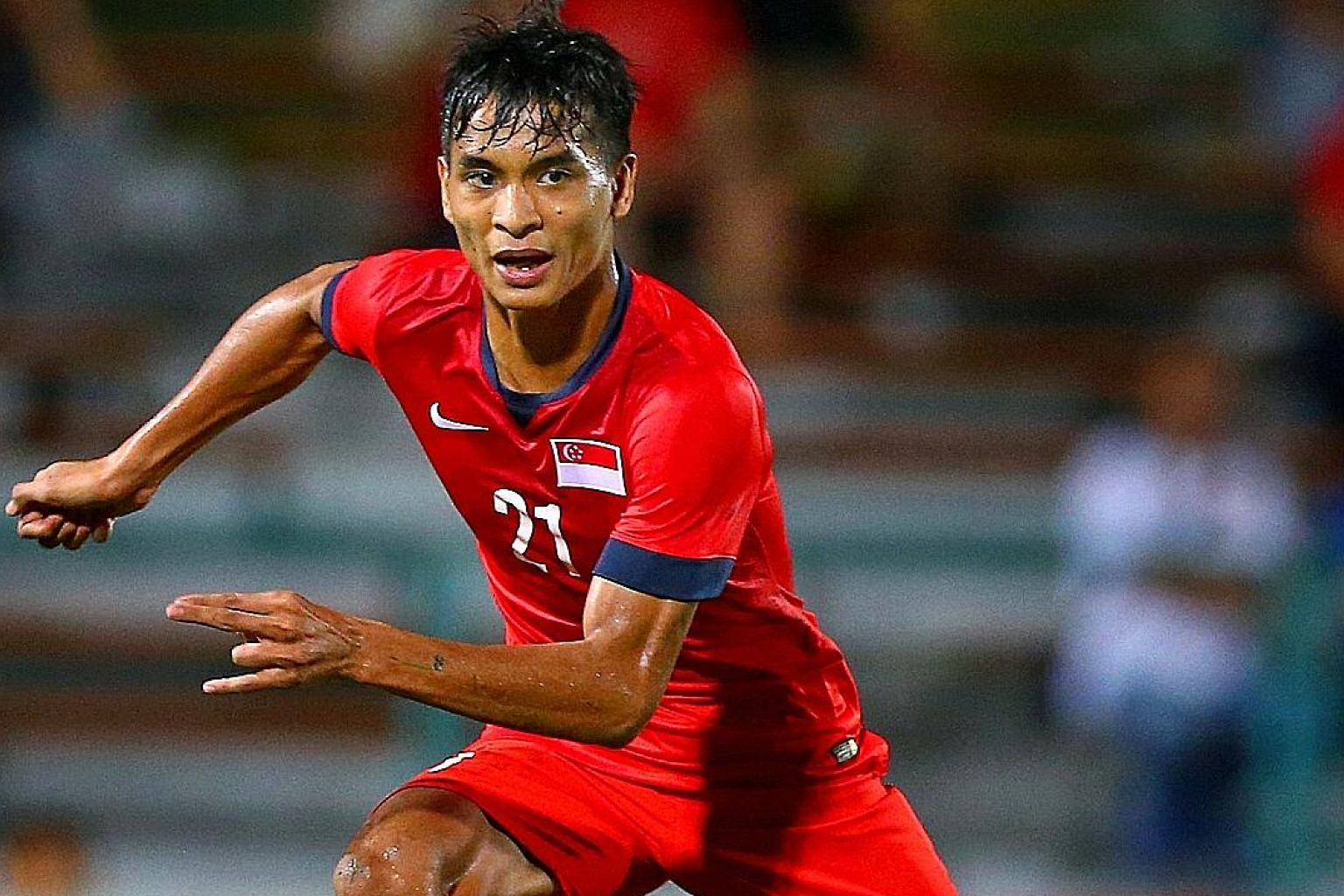 Safuwan Baharudin will be the only Singaporean on the books of an MSL side. His versatility at the back, in midfield and up front will come in handy at Pahang.