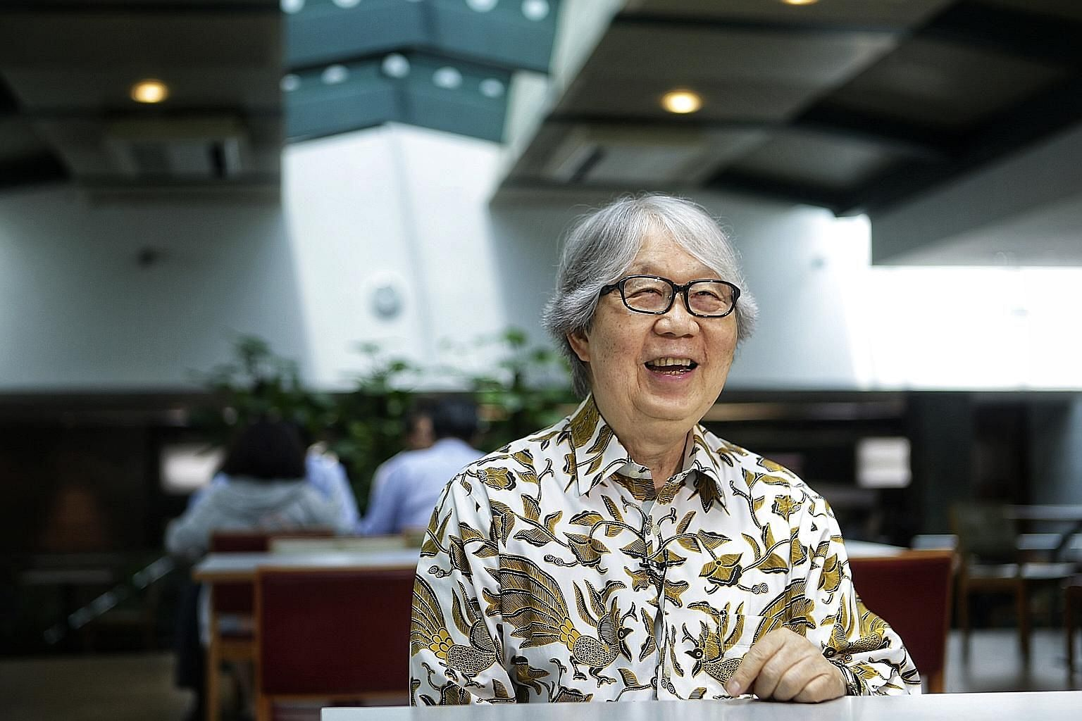 """ST editors said that Professor Tommy Koh """"has brought the best of humanity to his country, even as he took the best of Singapore to the world""""."""