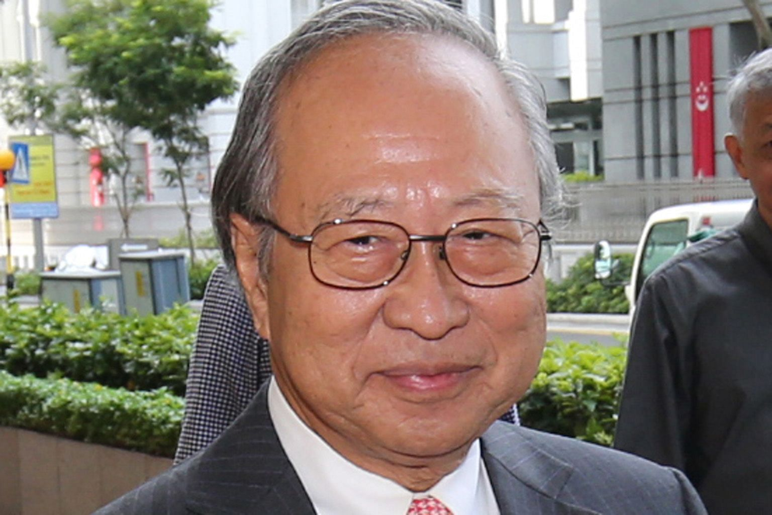 """Dr Tan Cheng Bock says he does not want to set up his own party """"just yet""""."""