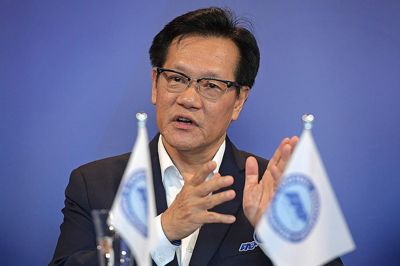 FAS president Lim Kia Tong says at the announcement that players must put in greater effort and the mindset of management also needs to change for higher-quality football.