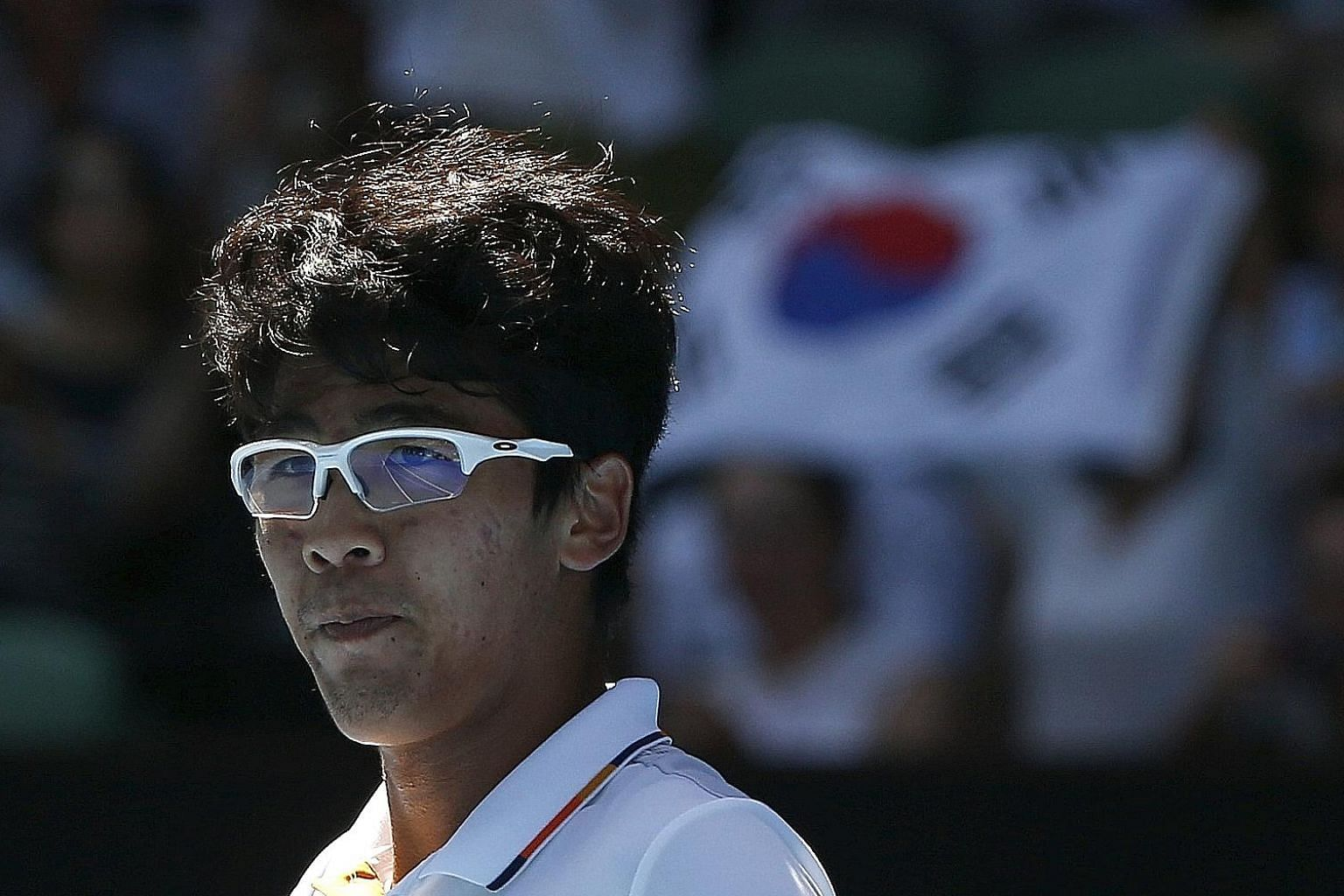 "Practically unknown in South Korea a fortnight ago, Chung - dubbed ""The Professor"" because of his trademark thick, white-rimmed glasses - has quickly gained superstar status at home."