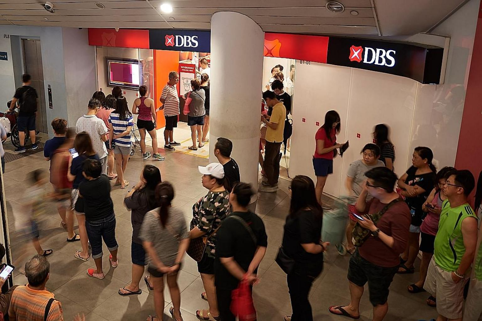 DBS is proposing a final dividend of 60 cents a share for 2017 - double that of last year - and also a special dividend of 50 cents a share, as a one-time return of capital buffers that had been built up, as well as to mark its 50th anniversary.