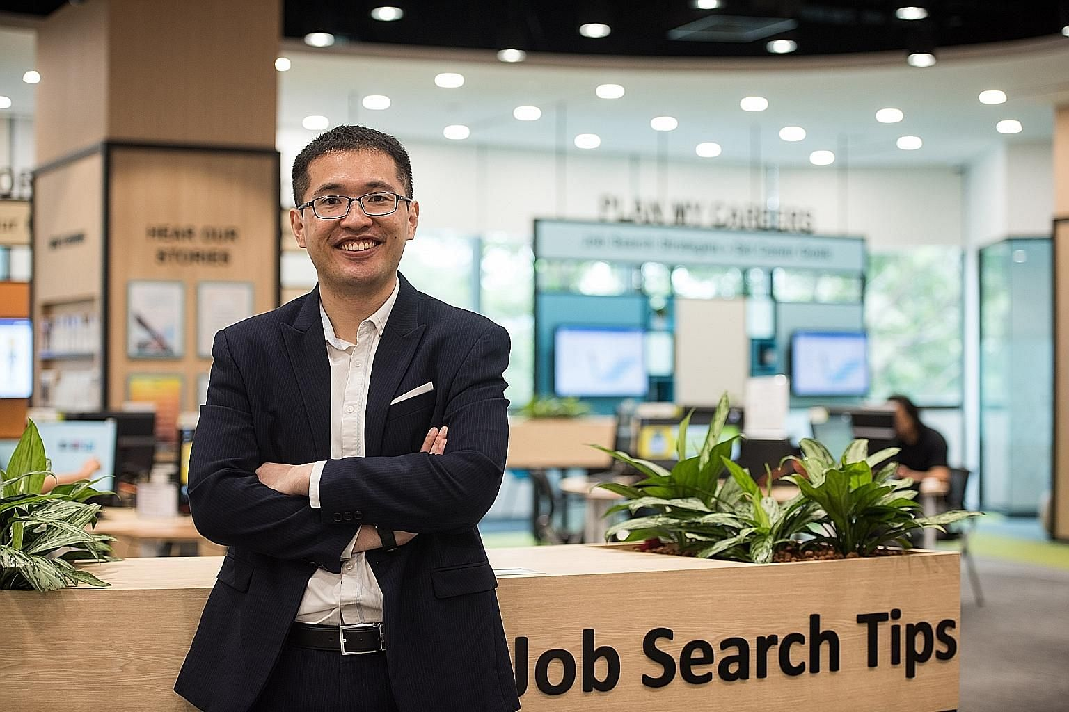 Mr Andrew Er and his team at Workforce Singapore started the Career Recharger programme last year. It is a structured system that provides job seekers facing emotional stress with more targeted counselling. Sometimes, job seekers need more than just