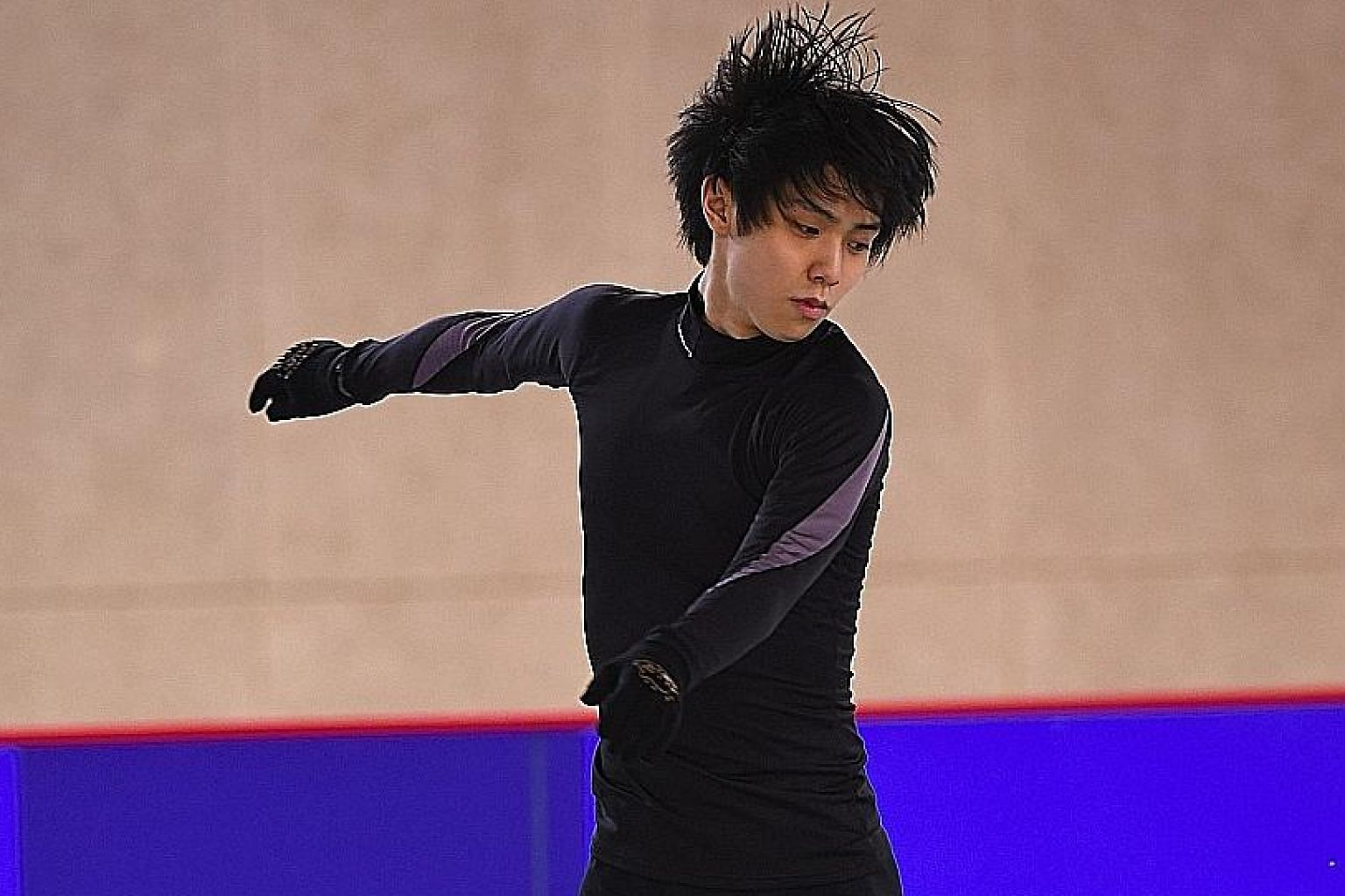 The 2011 earthquake damaged Yuzuru Hanyu's home but not his spirit. Now, the world waits to see if the 2014 Olympic champion can come back from another setback.