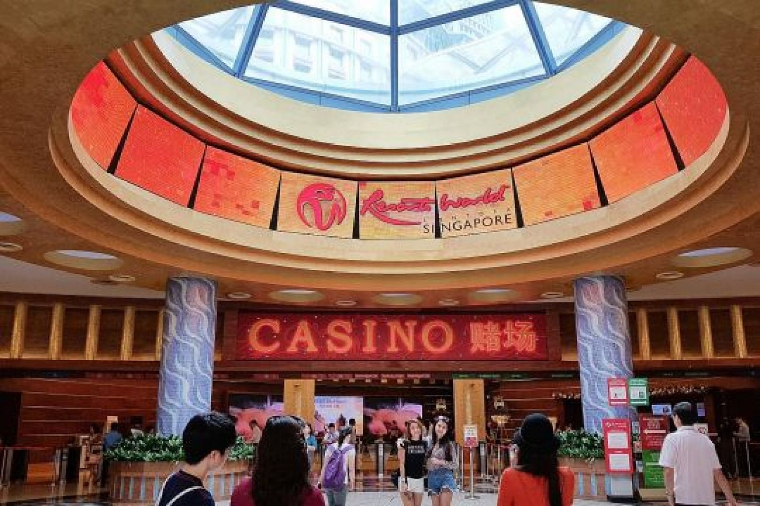 Genting Singapore noted that the Asian gaming and tourism industry showed signs of a rebound last year as a result of good economic growth in its main geographic markets.