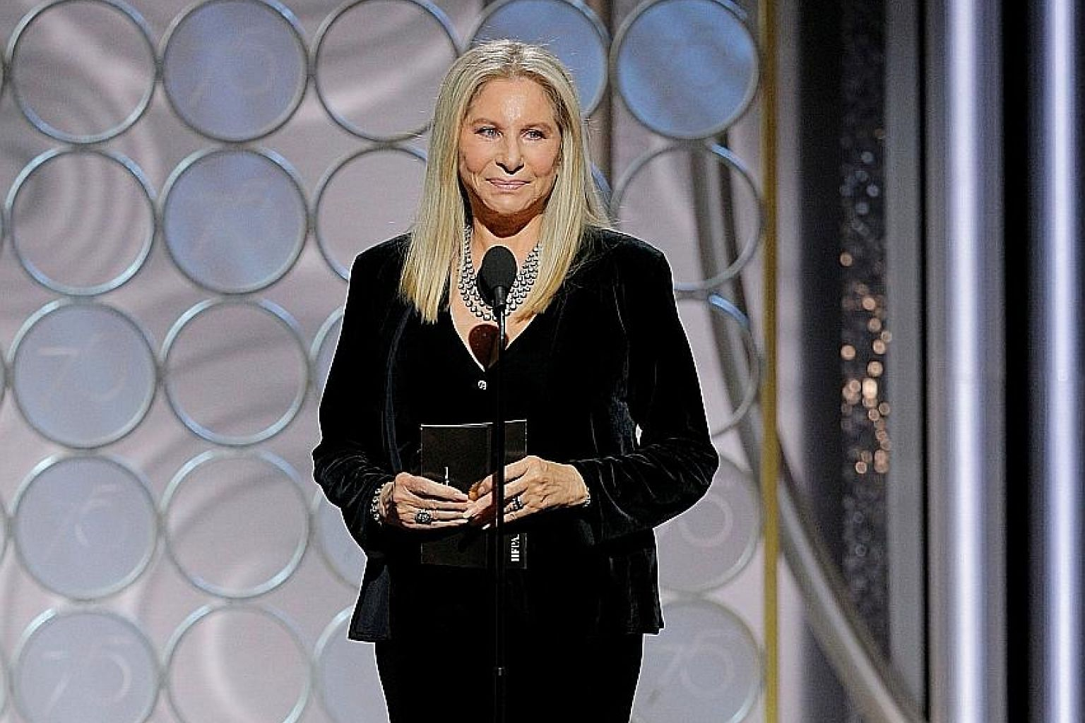 Singer Barbra Streisand has two new pups from her dog, which she had cloned, after its death last year.