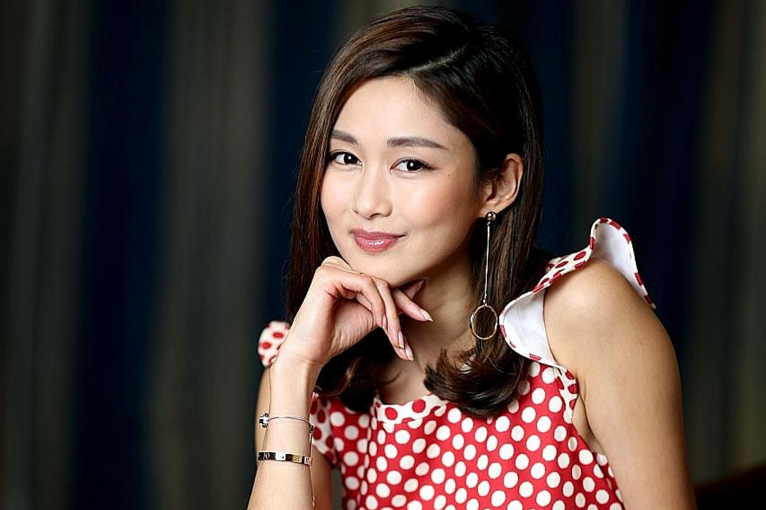 Actress Eliza Sam wants to be remembered for inspiring young girls to accept themselves for who they are.