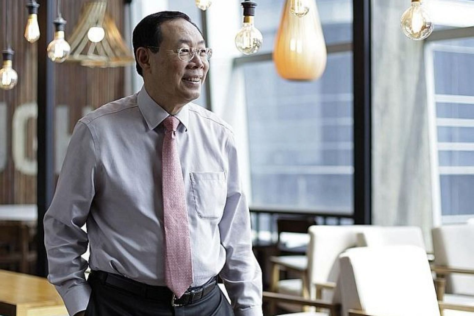 Although Mr Seck Wai Kwong had a degree in econometrics, he started his civil service career with the Ministry of Home Affairs, before going on to work at the Monetary Authority of Singapore and GIC with the likes of Dr Goh Keng Swee and Mr J. Y. Pil