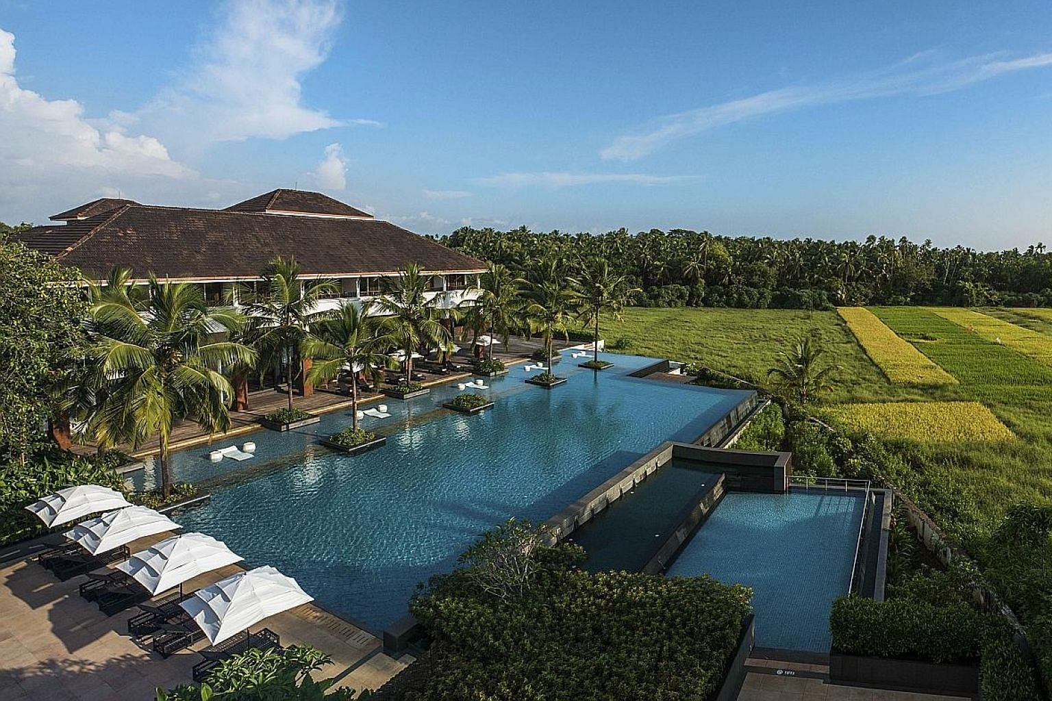 The Alila Diwa Goa resort has launched a new package that will provide fun for the whole family. Relax at Bintan Lagoon Resort with its new Chillax Package.
