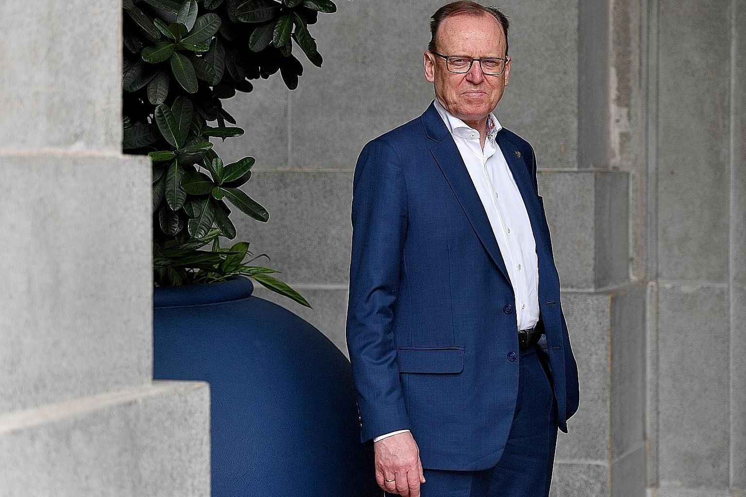 Professor Flemming Besenbacher wears two hats, as a renowned nanoscientist and as chairman of the supervisory board of Carlsberg Group, a situation that results from a 19th century decision by the Danish beer giant's founder J.C. Jacobsen about how t