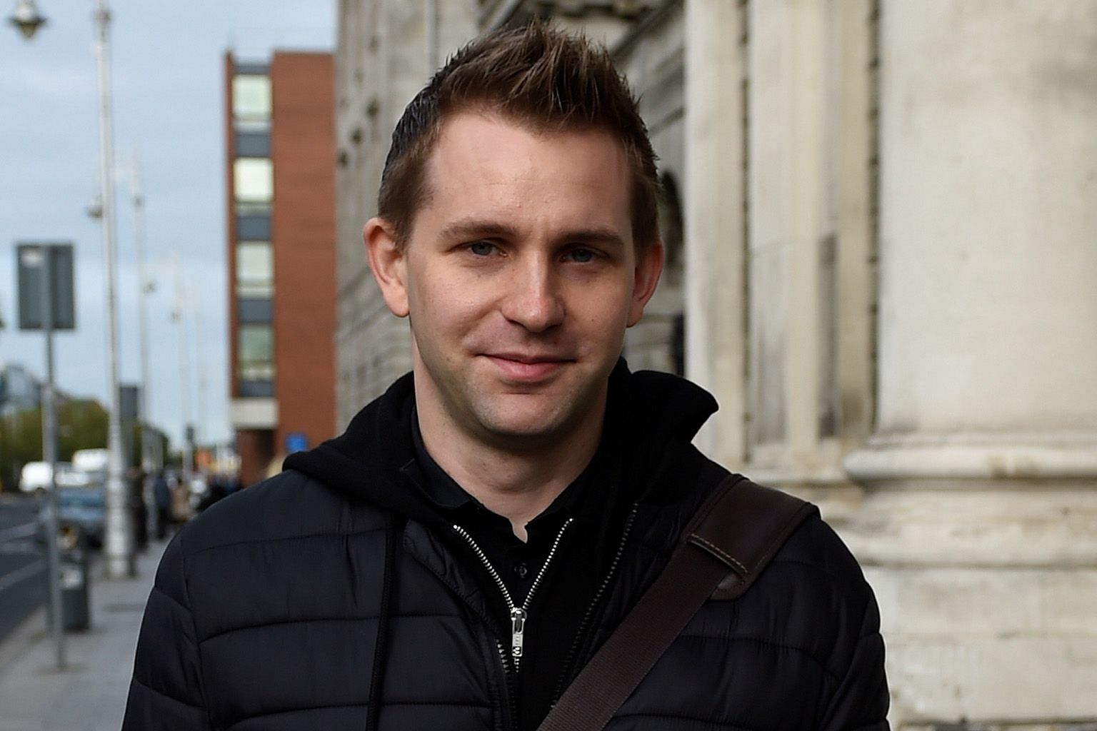 """Austrian lawyer Max Schrems believes courts can curtail companies' ability to poke around in our private lives and wean them off their idea that, """"We're Silicon Valley, we know what's right for everybody else""""."""