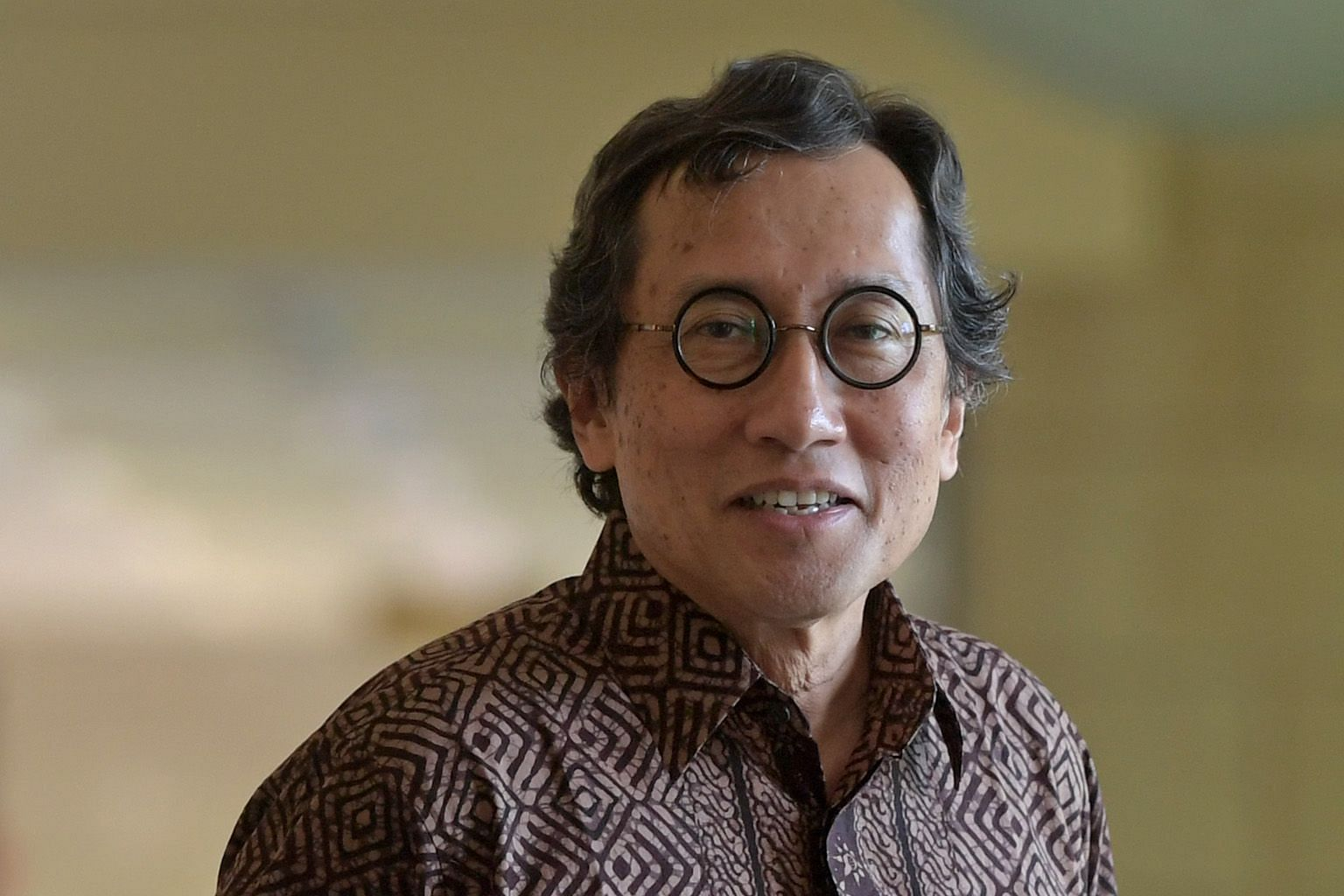 One of the key roles Mr Bilahari Kausikan played at the Ministry of Foreign Affairs was that of mentor.