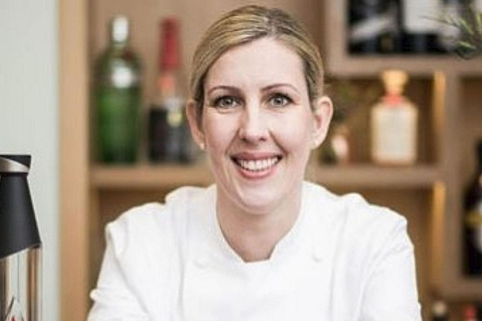 Chef Clare Smyth (above), who runs Core By Clare Smyth in Notting Hill, is known for her light and modern interpretation of classic French cooking.
