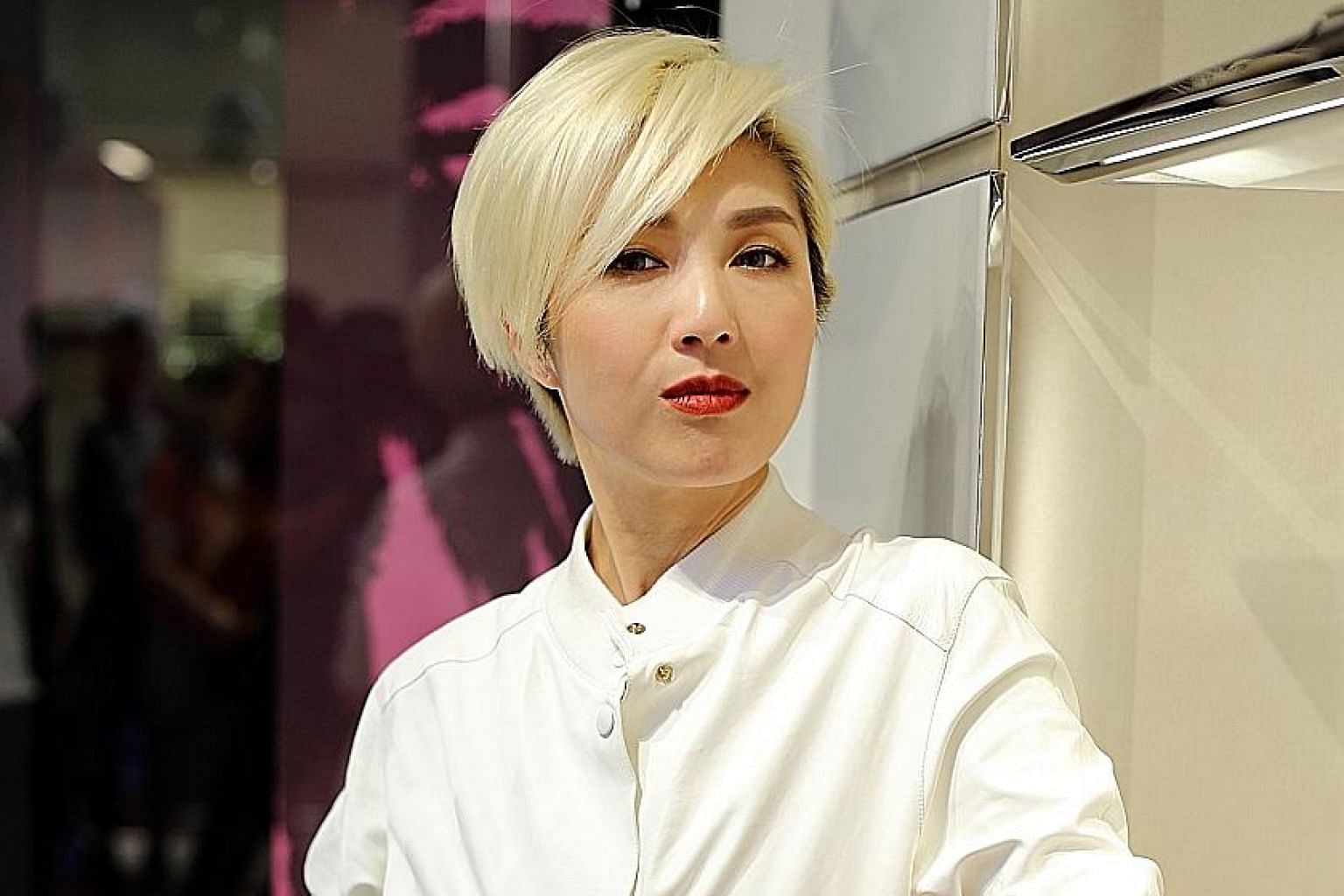 Singer-actress Miriam Yeung will be starring in new TVB series Wonder Women, her first television drama in nine years.