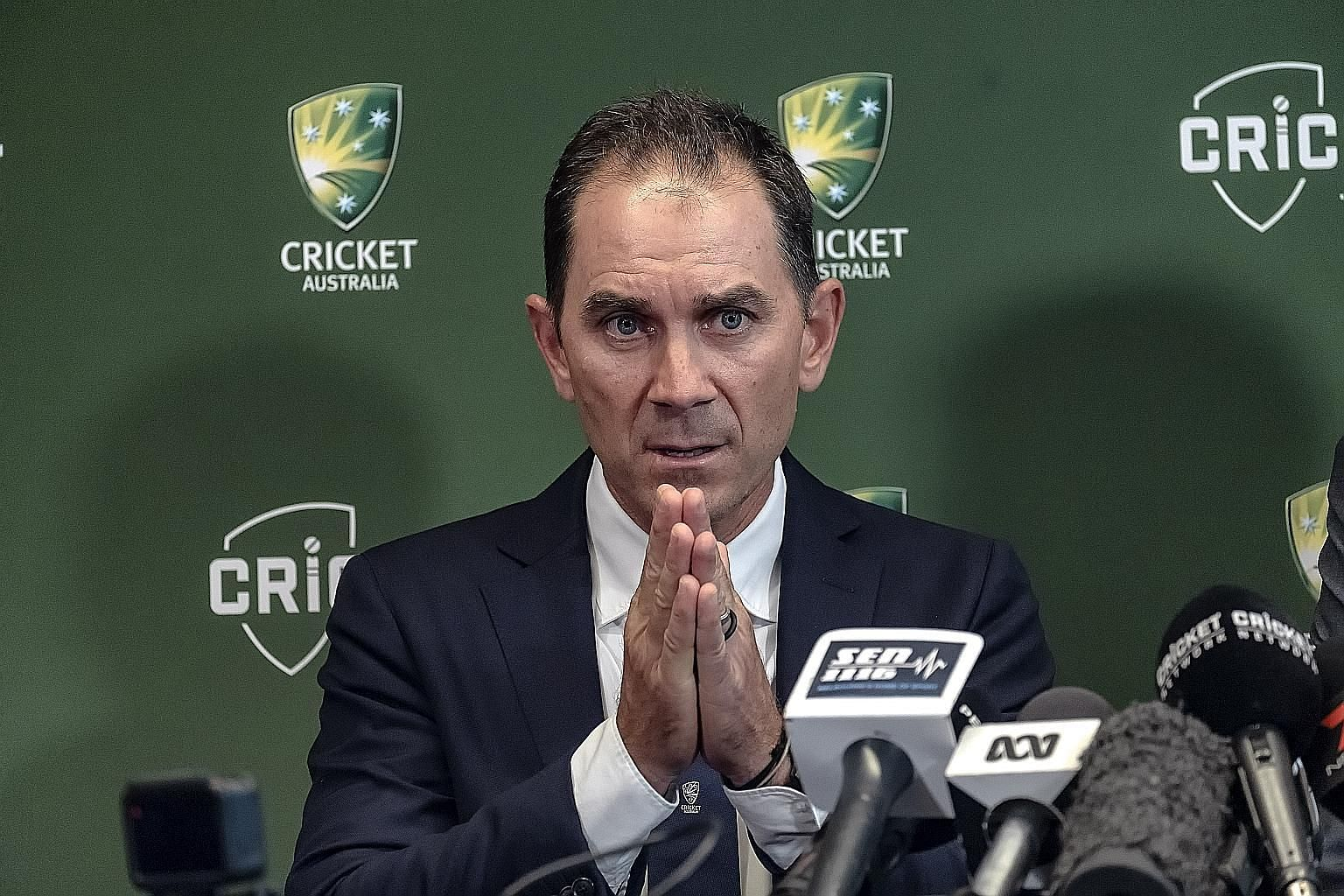 Incoming coach Justin Langer has vowed to regain respect for Australian cricket after the recent scandal.